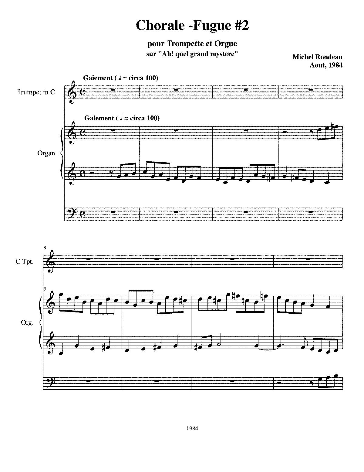 Amazing Grace Trumpet Sheet Music Juveique27
