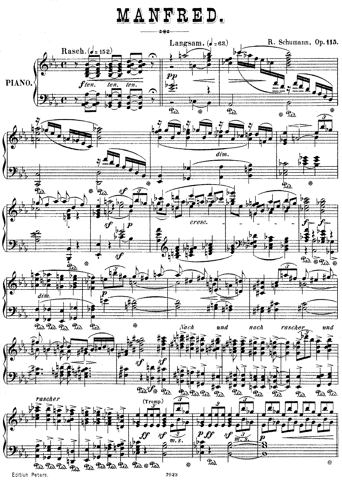 Schumann - Manred - Peters.pdf