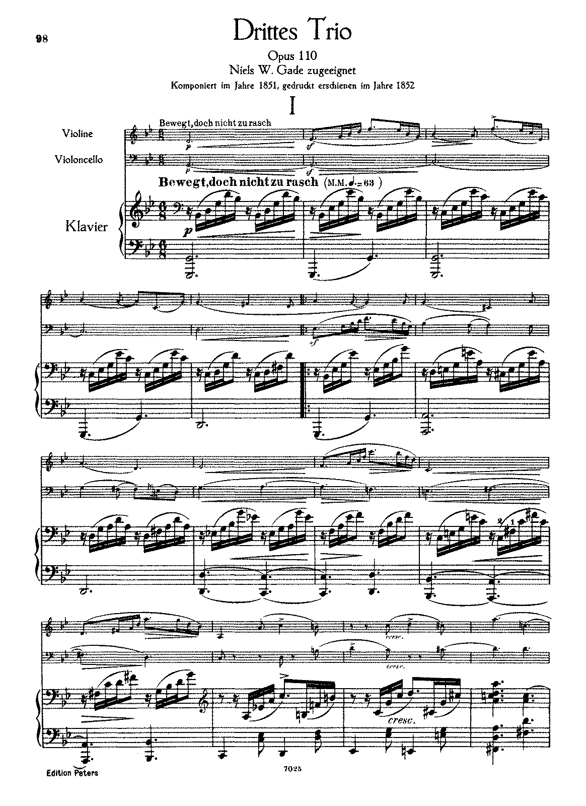 Schumann - Piano Trio No. 3.pdf