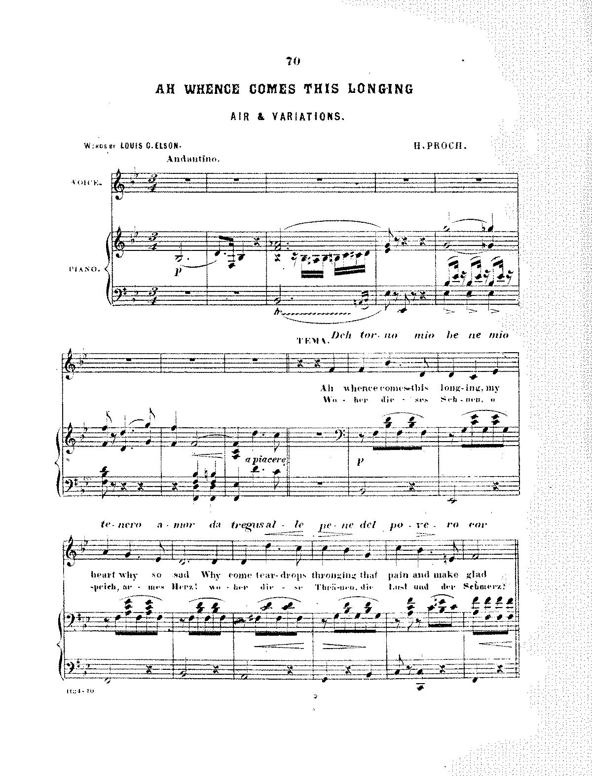 Woher dieses sehnen proch heinrich imslppetrucci music general information hexwebz Image collections