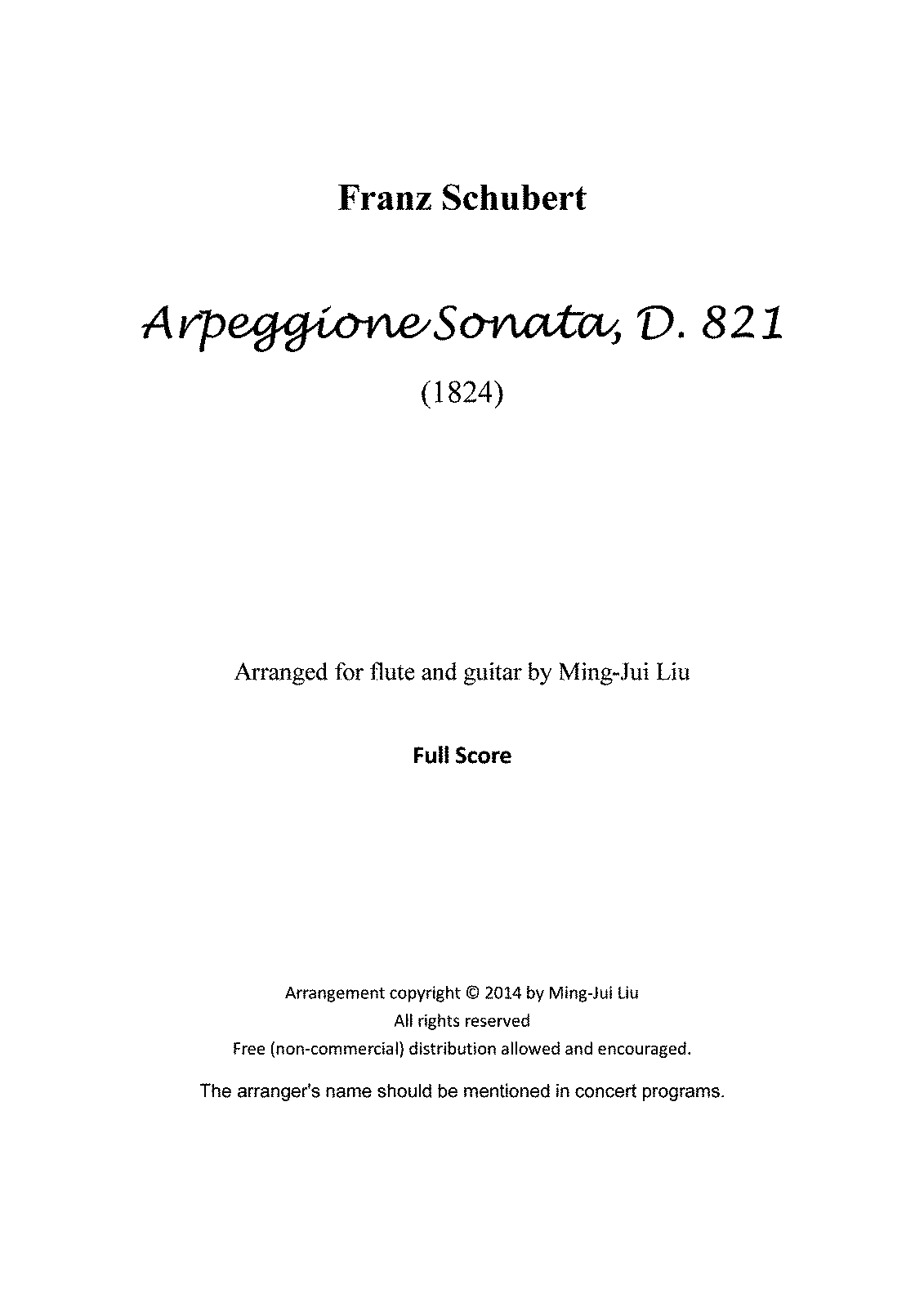 PMLP39828-Schubert Arpeggione Sonate for flute and guitar, arr. Ming-Jui Liu Full Score.pdf