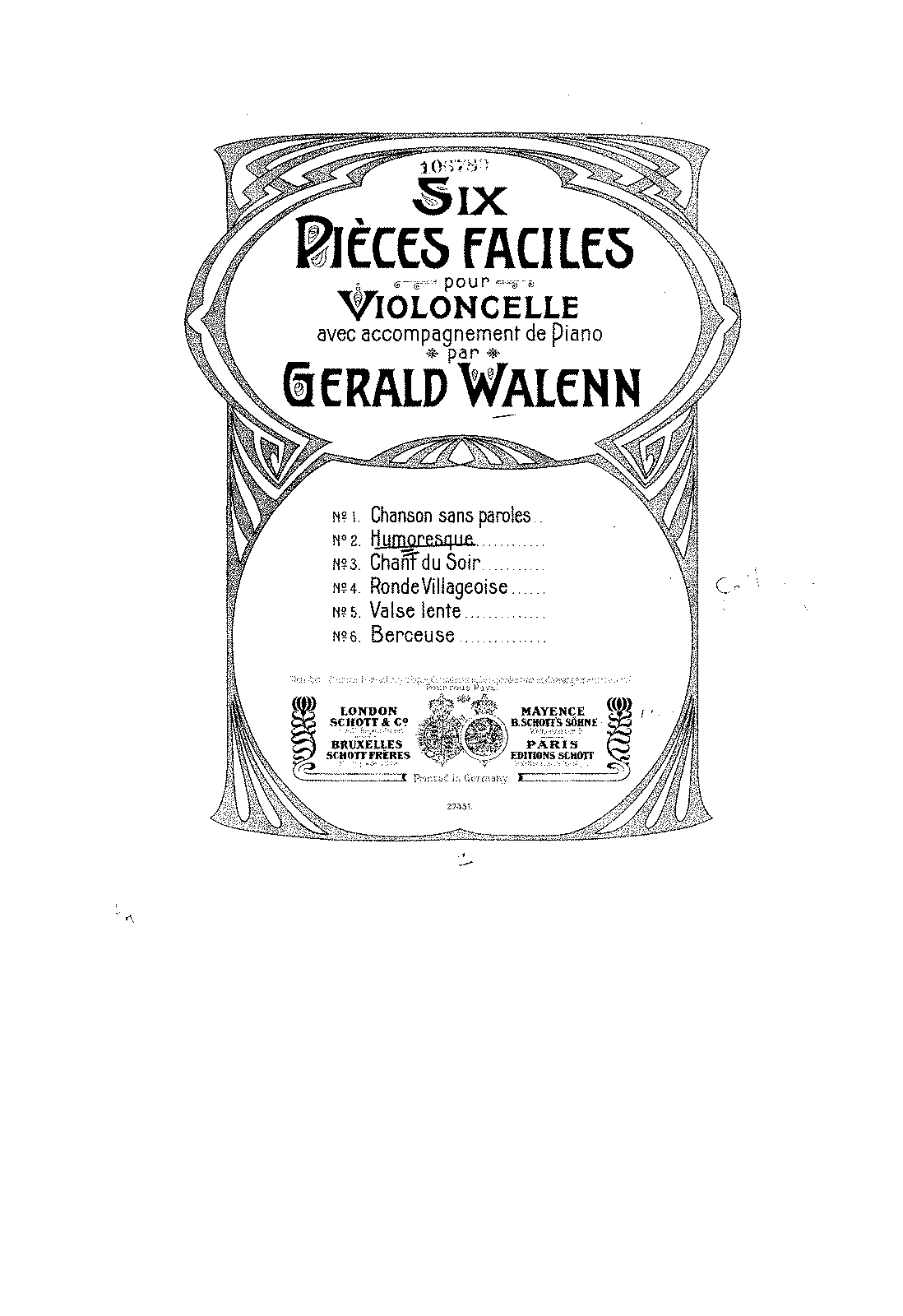 PMLP138578-Walenn - Humoresque for Cello and Piano from 6 Easy Pieces No2 score.pdf