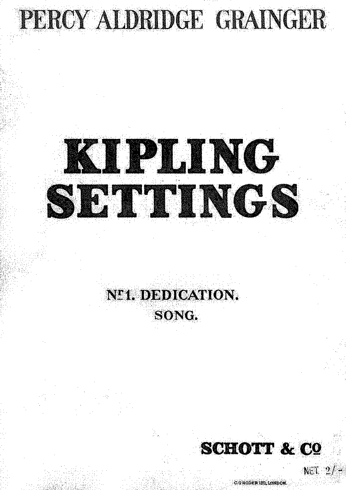 PMLP329250-Grainger - Kipling Settings no 1 Dedication - Tenor..pdf