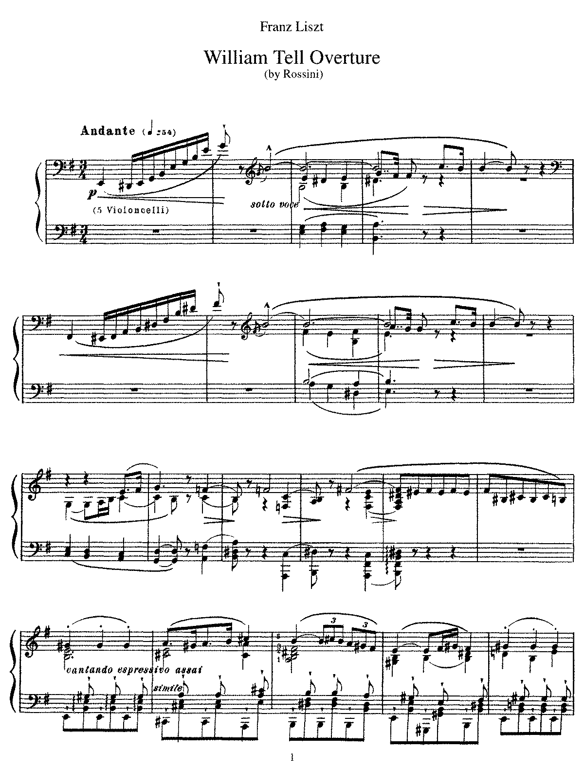 Liszt - William Tell Overture by Rossini.pdf