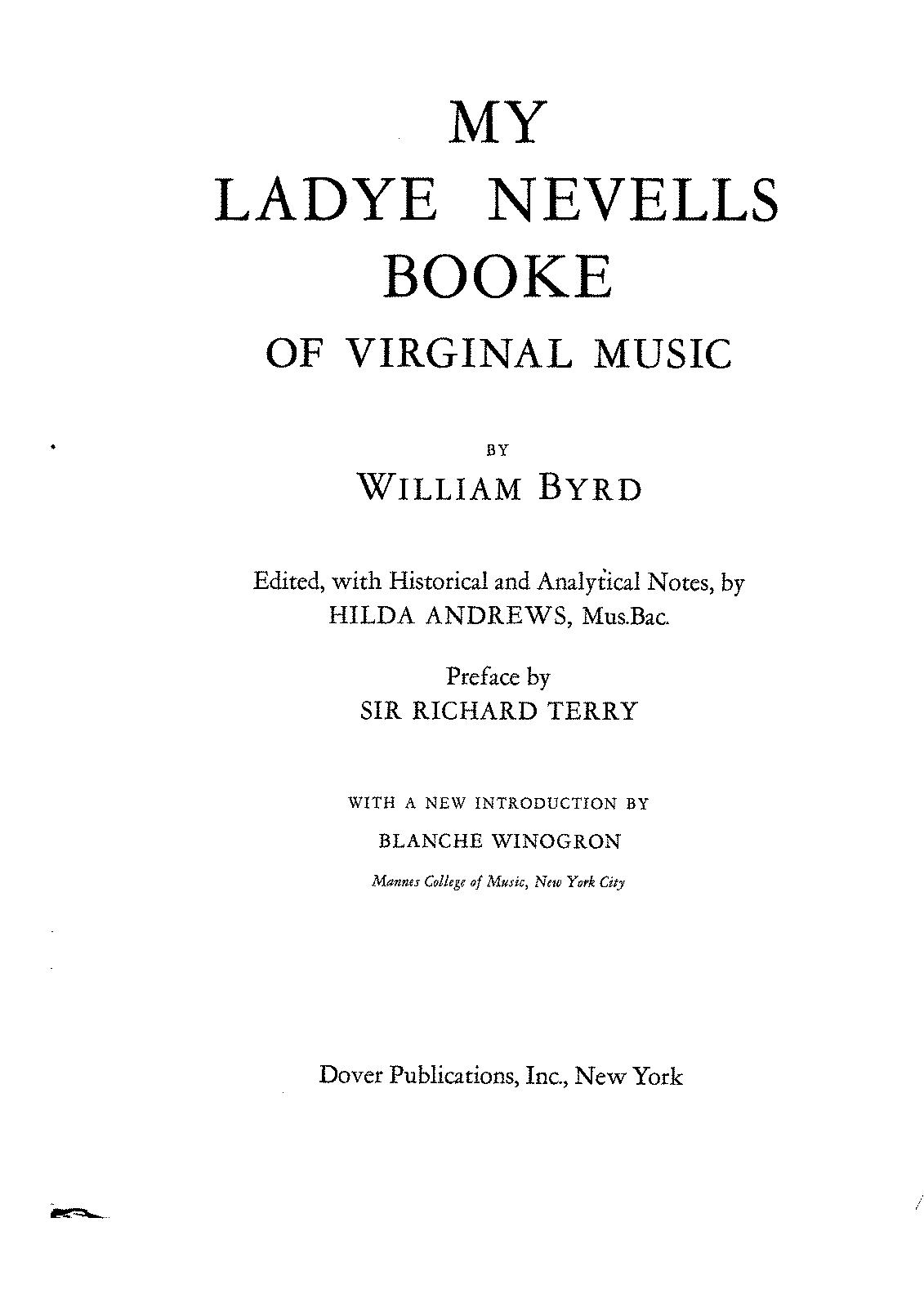 william byrd wikipedia