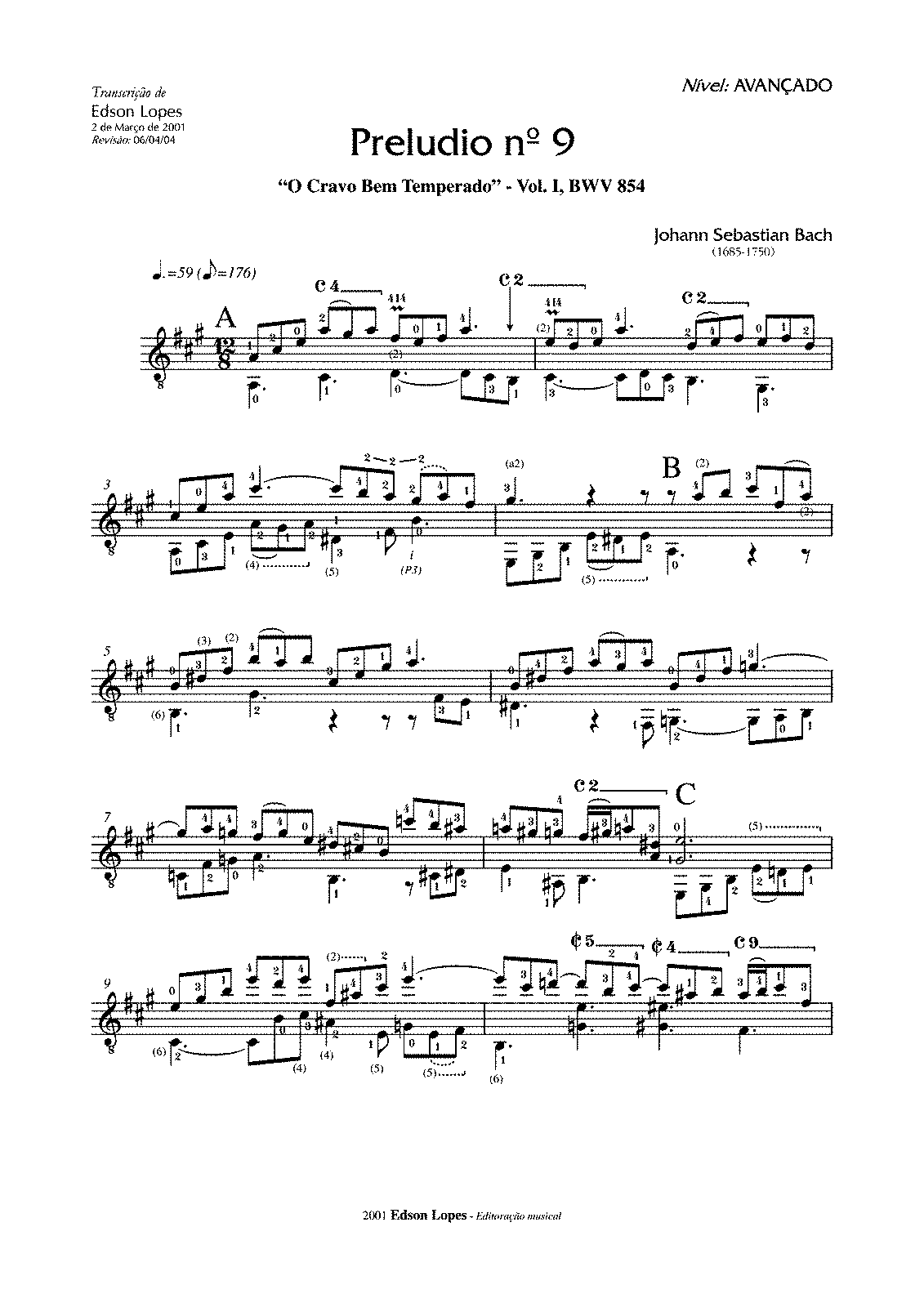 PMLP05948-Prelude No. 9 (The Well-Tempered Clavier, Book 1) (J. S. Bach).pdf