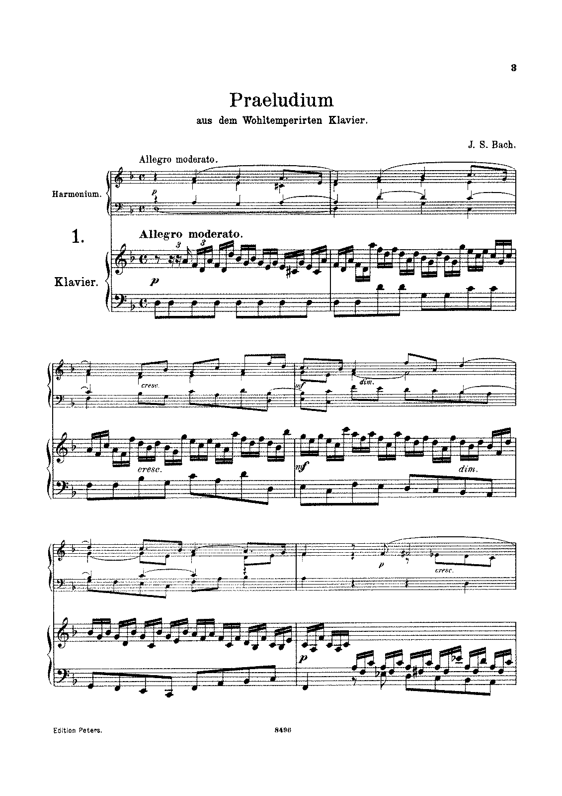 PMLP05948-Bach,J.S., TheWell1.Prelude No.6 in D minor, BWV 851Arr.Reinhard .Score.pdf