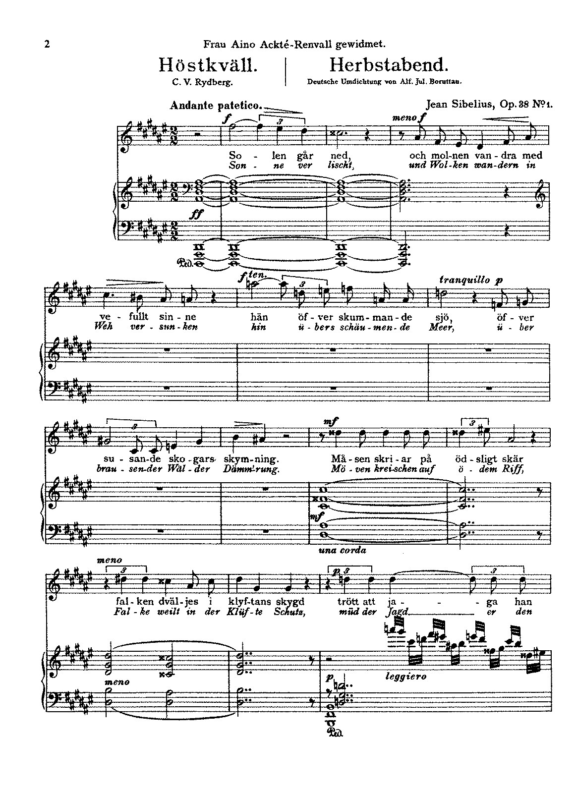 Sibelius - 5 Songs, Op.38 (voice and piano).pdf