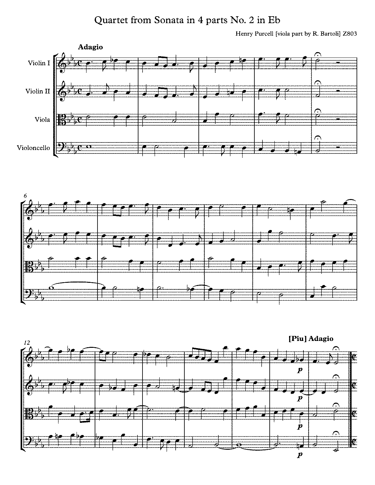 PMLP85784-Purcell Z803 Sonata in 4 parts No. 2 in Eb all parts russ D - Full Score.pdf