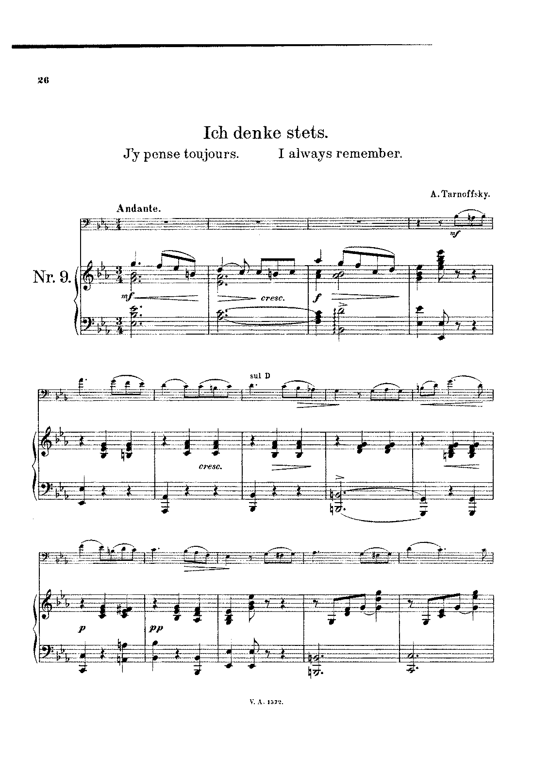 PMLP133604-Tarnoffsky - I always remember (Salter) for Cello and Piano score.pdf