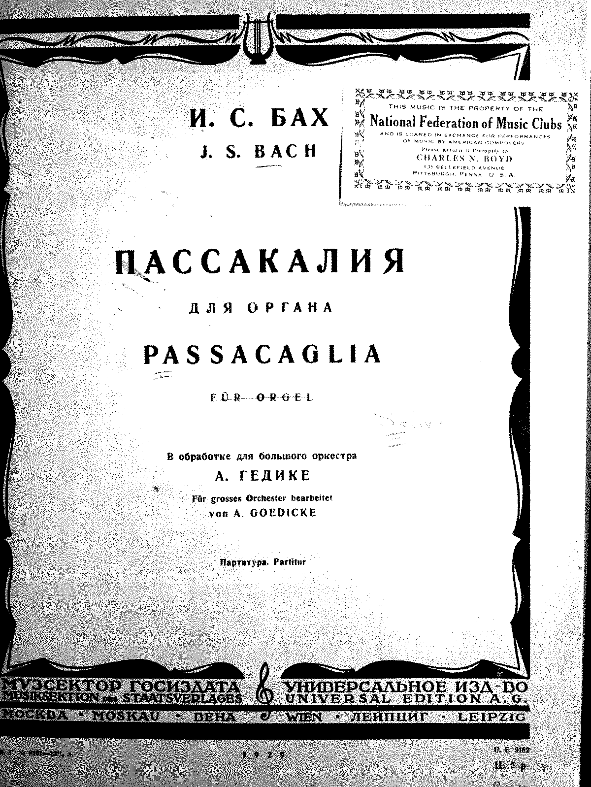 PMLP04326-Bach-Goedicke Passacaglia BWV 582 Fur grosses Orchester bearbeitet.pdf