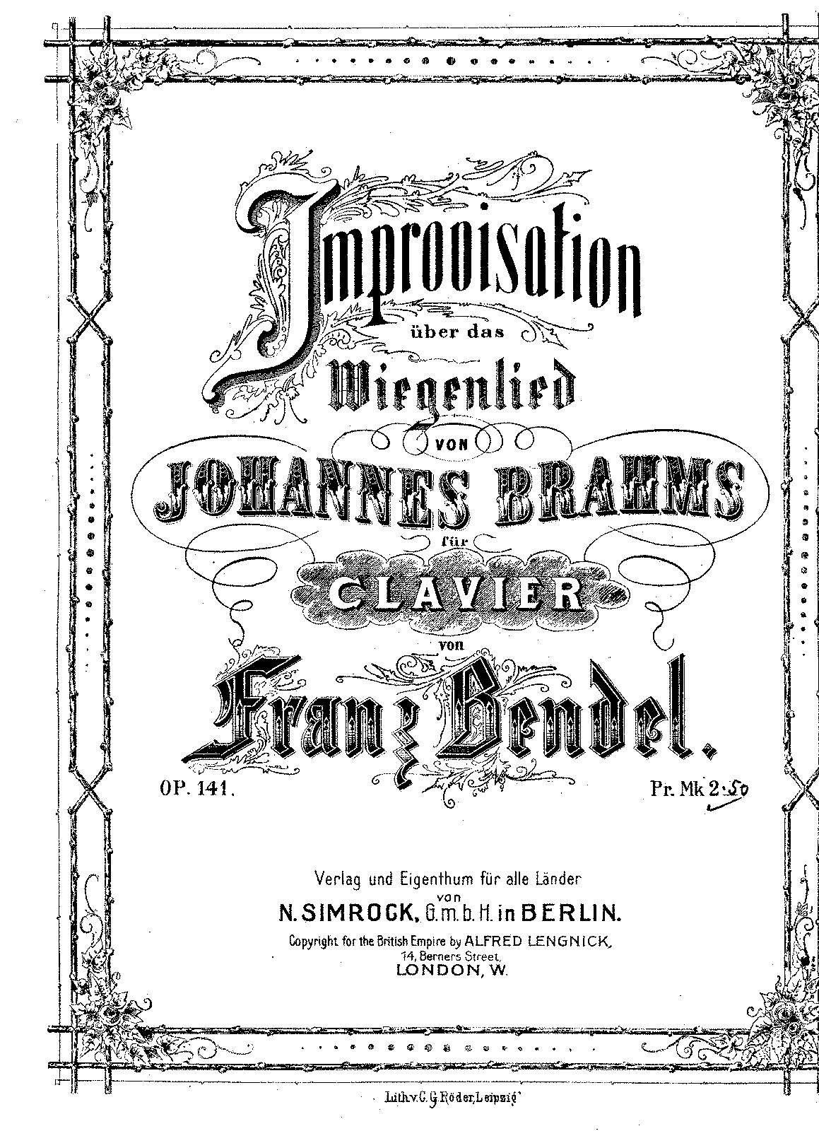 PMLP165598-Franz Bendel Improvisation on Wiegenlied by Brahms Op141.pdf