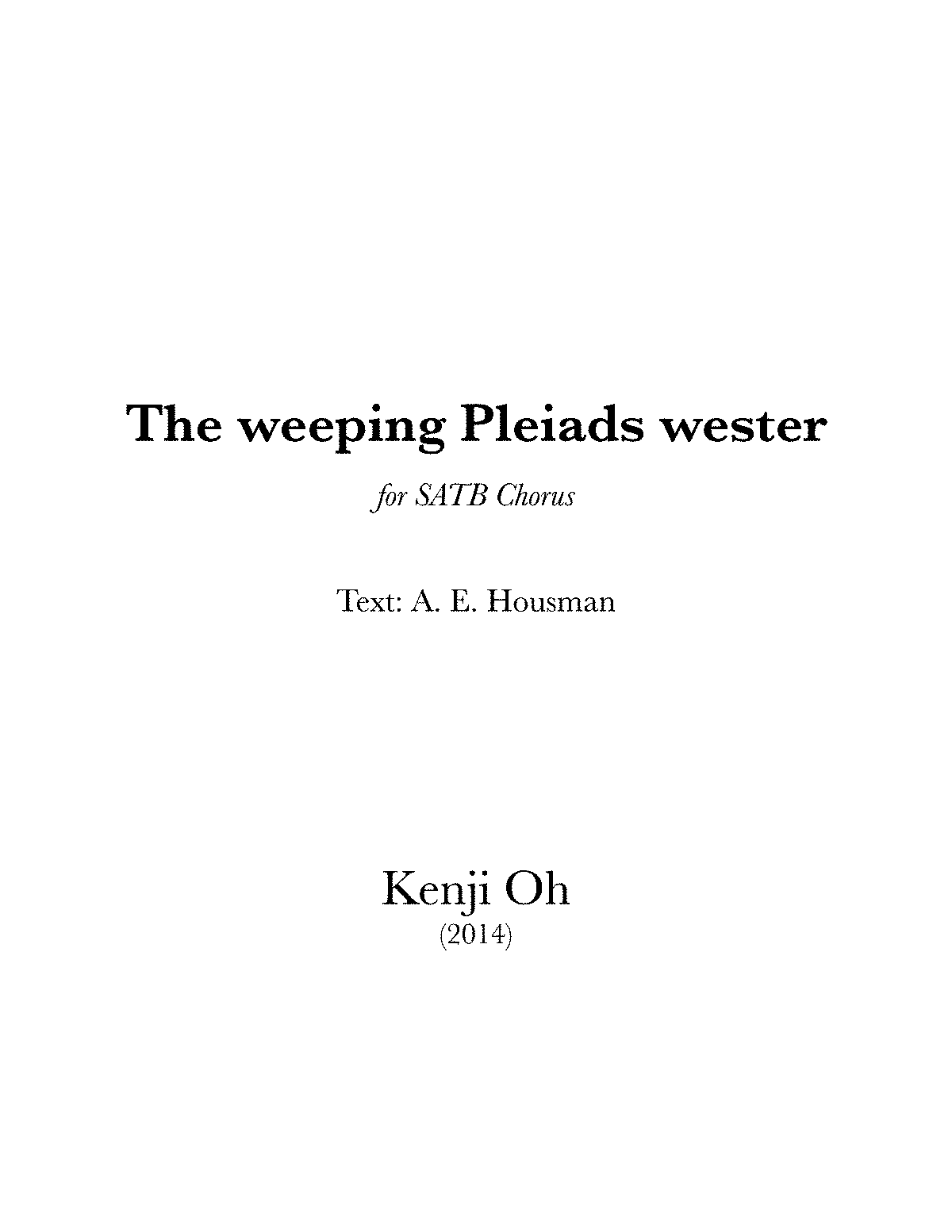 PMLP716079--Kenji Oh- The weeping Pleiads wester for mixed choir.pdf