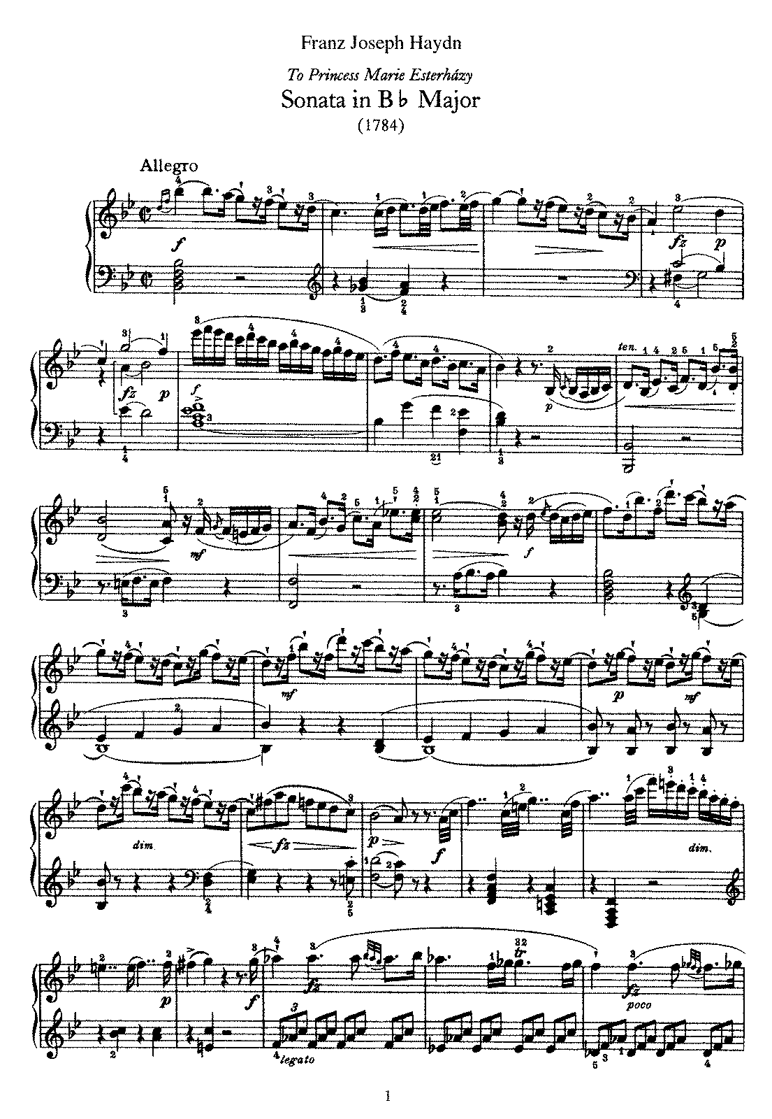 Haydn - Piano Sonata No 41 in Bb.pdf