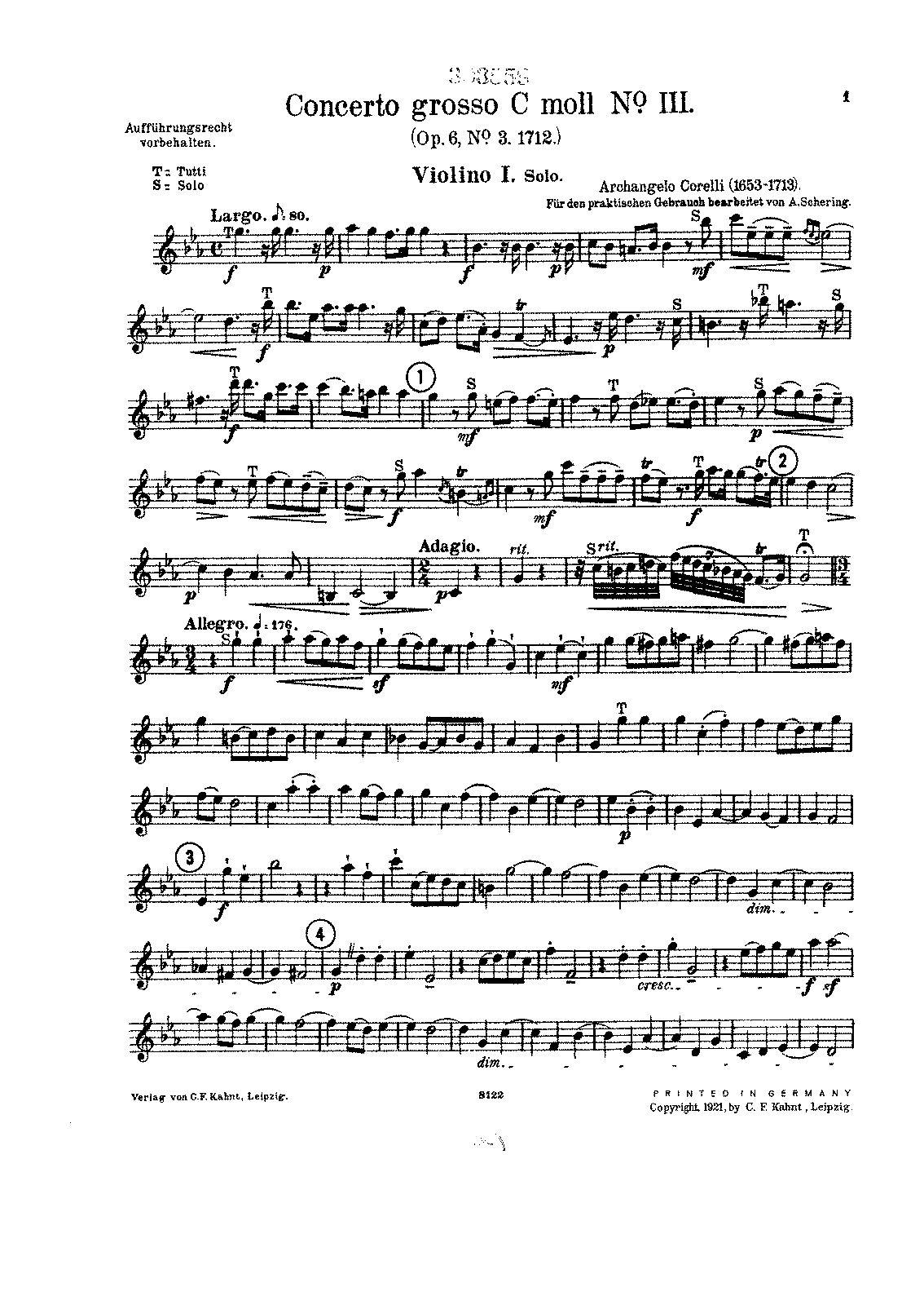 PMLP28008-Corelli - Concerto grosso No3 in CM for 2 Solo-Violins, Solo-Cello, Strings and Piano (Schering) violin1 solo.pdf