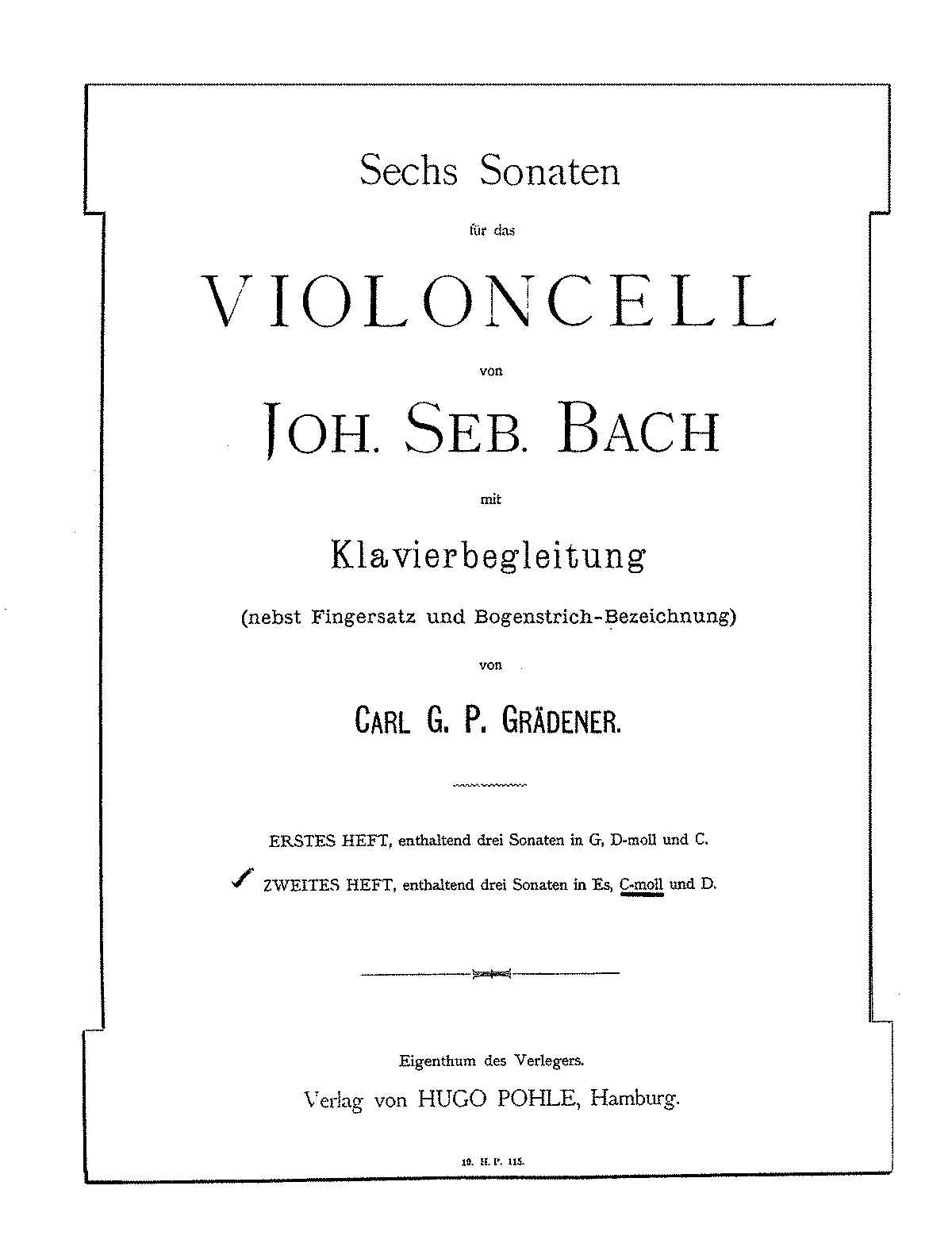 PMLP164353-Bach - Suite Vc-Pno 5 Suite No5 (Gradener Pohle 1871) for cello and piano parts.pdf