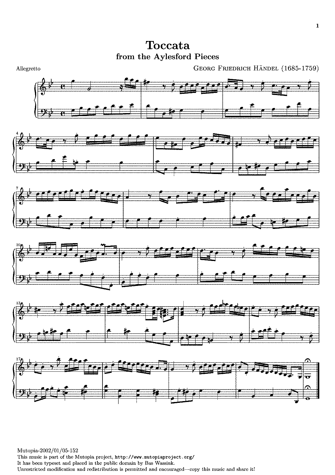 Handel - Aylseford Pieces, No.4 Toccata (tpst).pdf