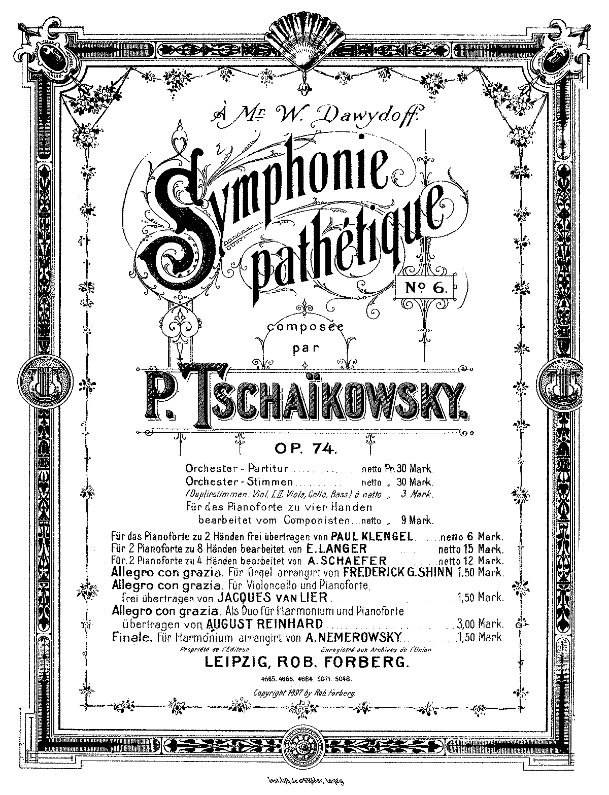 PMLP02511-Tchaikovsky - 2nd Mov of Symphony No6 (Pathetique) Op74 (Lier) for Cello and Piano score.pdf