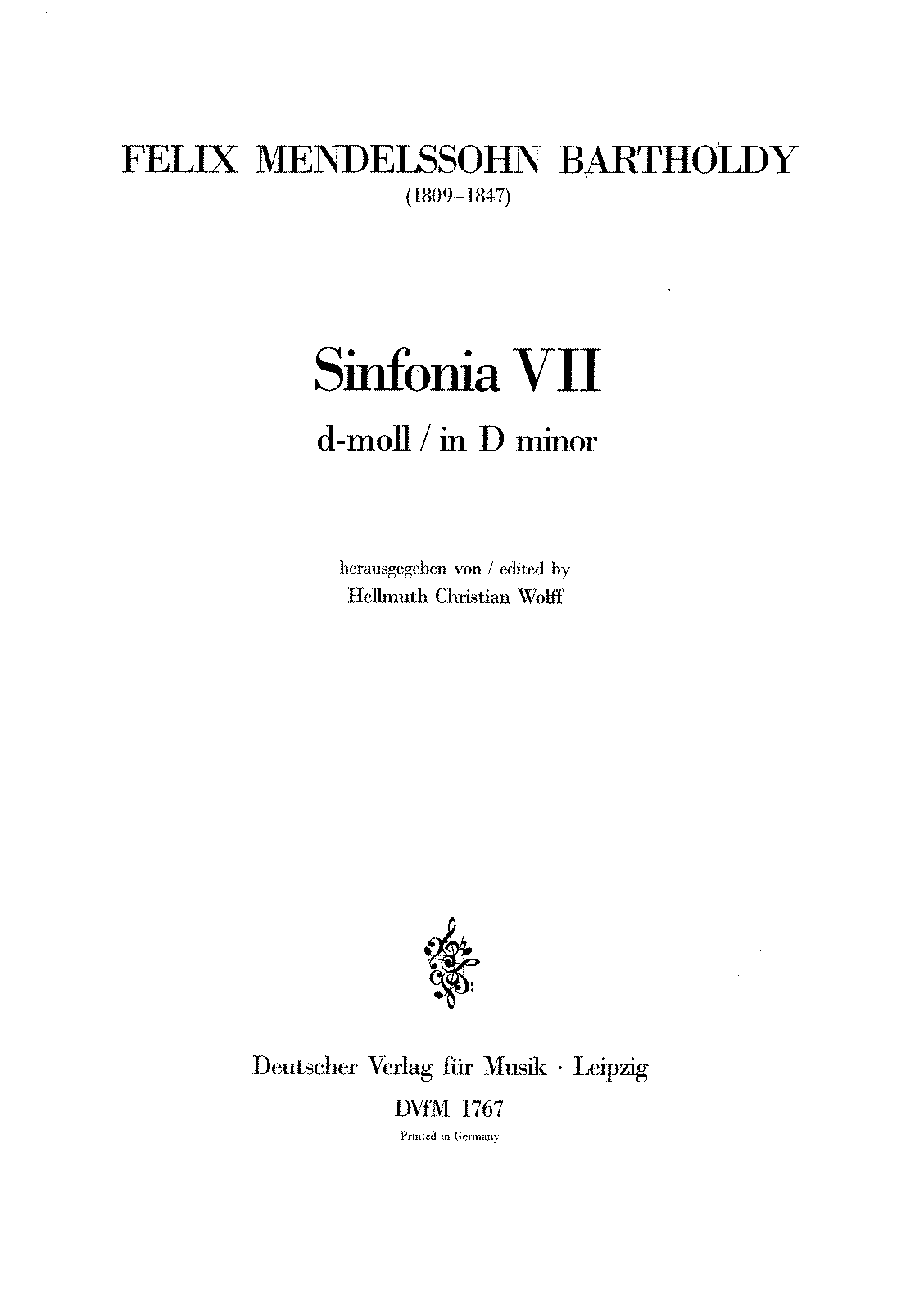 PMLP207412-Mendelssohn, Felix - Sinfonia for String no. 07 in D minor MWV N 7.pdf