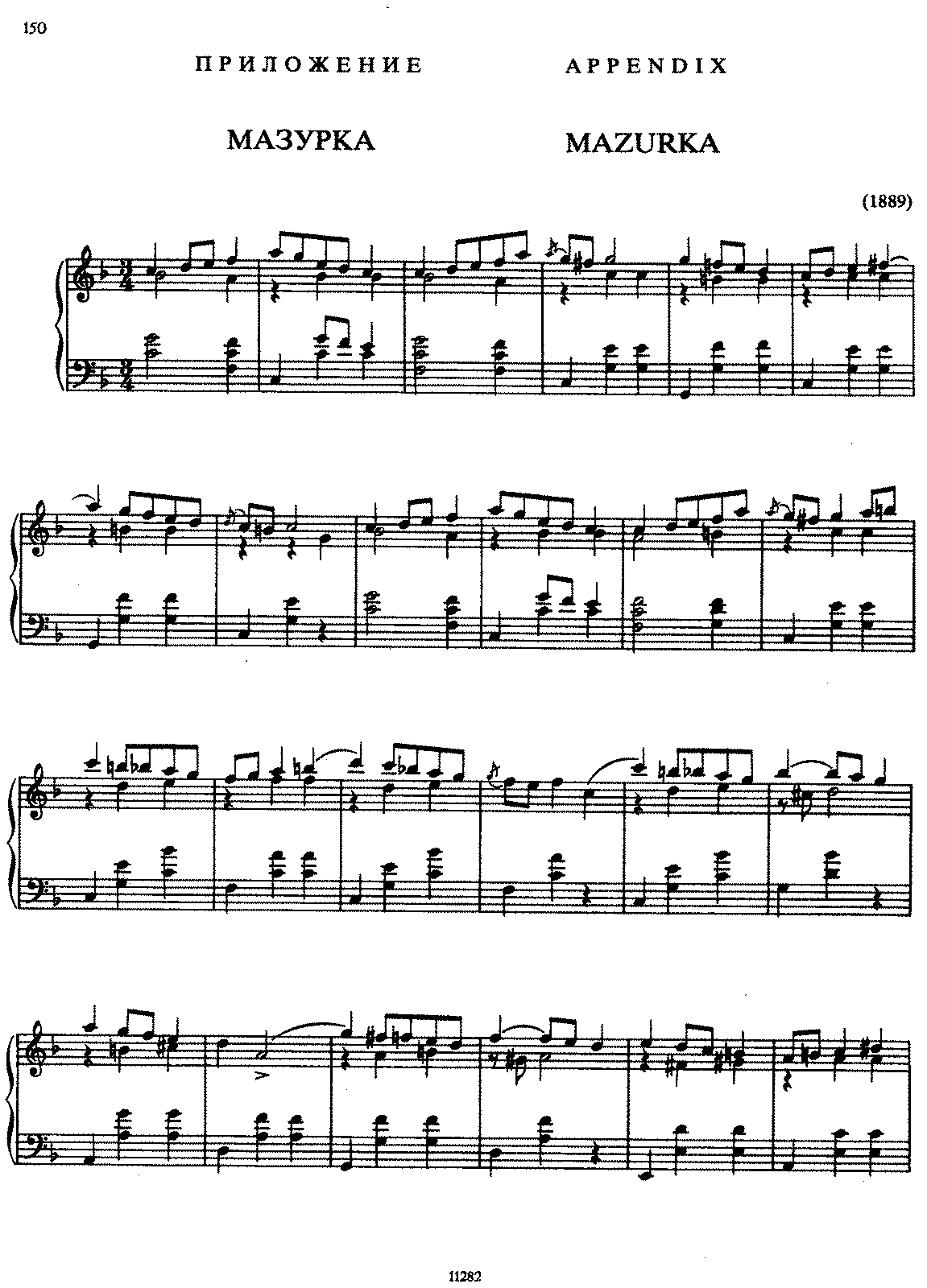 Scriabin - Op.misc - Mazurka in F Major (1889).pdf