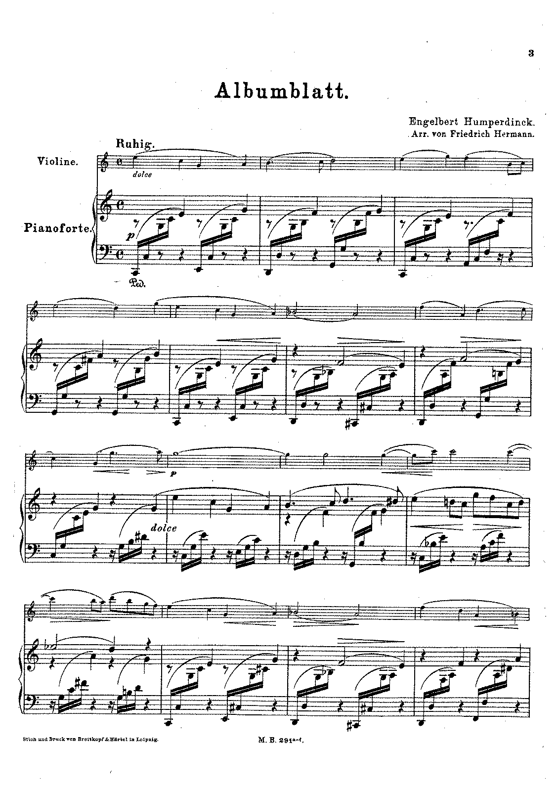 PMLP108668-Humperdinck Albumblatt for Violin and Piano BH.pdf