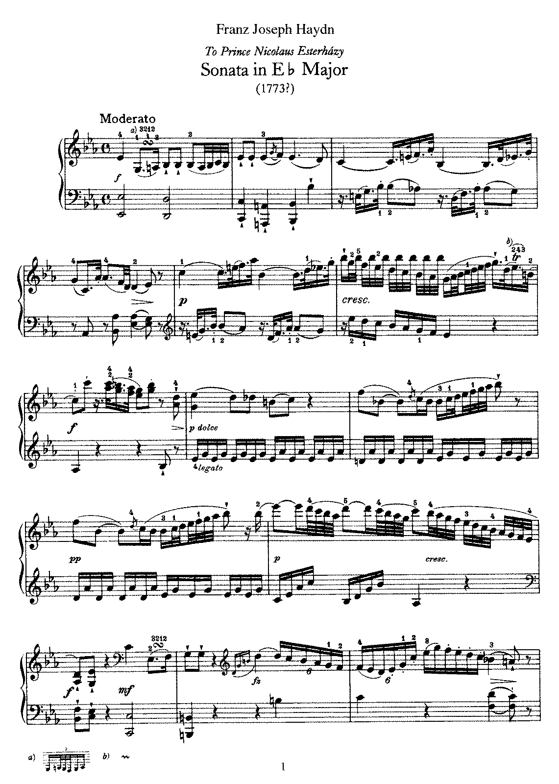 Haydn - Piano Sonata No 25 in Eb.pdf