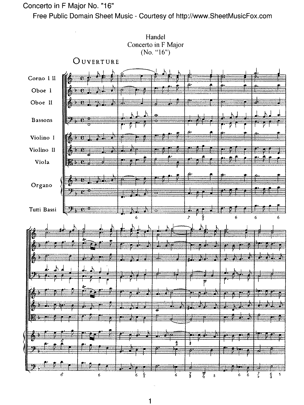 Handel - Concerto in F major No. '16'.pdf