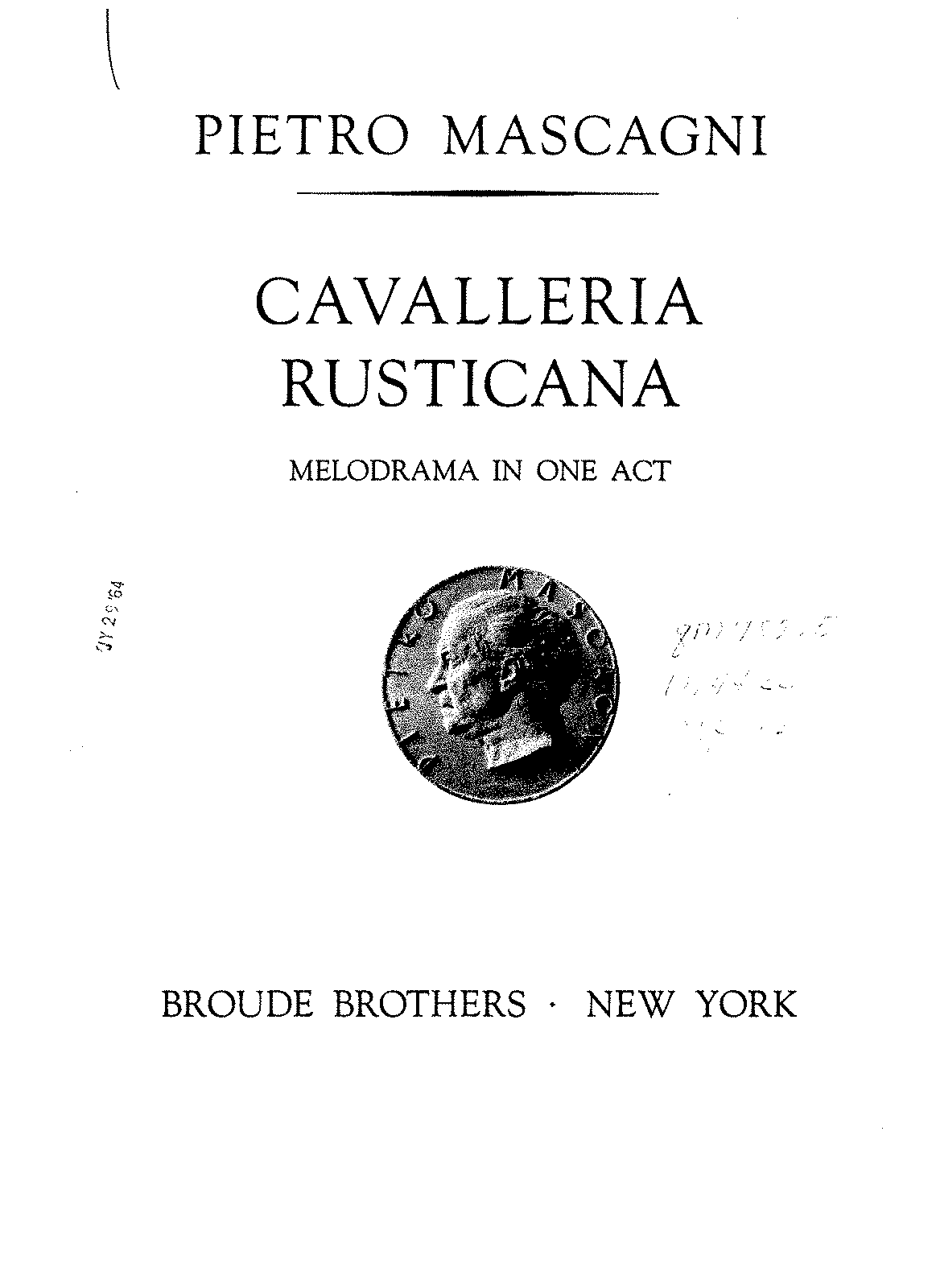 PMLP46160-Cavalleria Rusticana - Introduction and No. 1.pdf