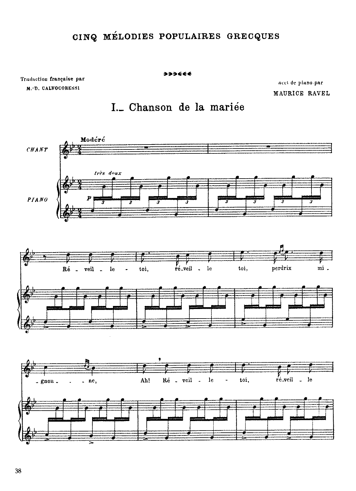 Ravel - Cinq Mélodies Populaires Grecques (voice and piano).pdf