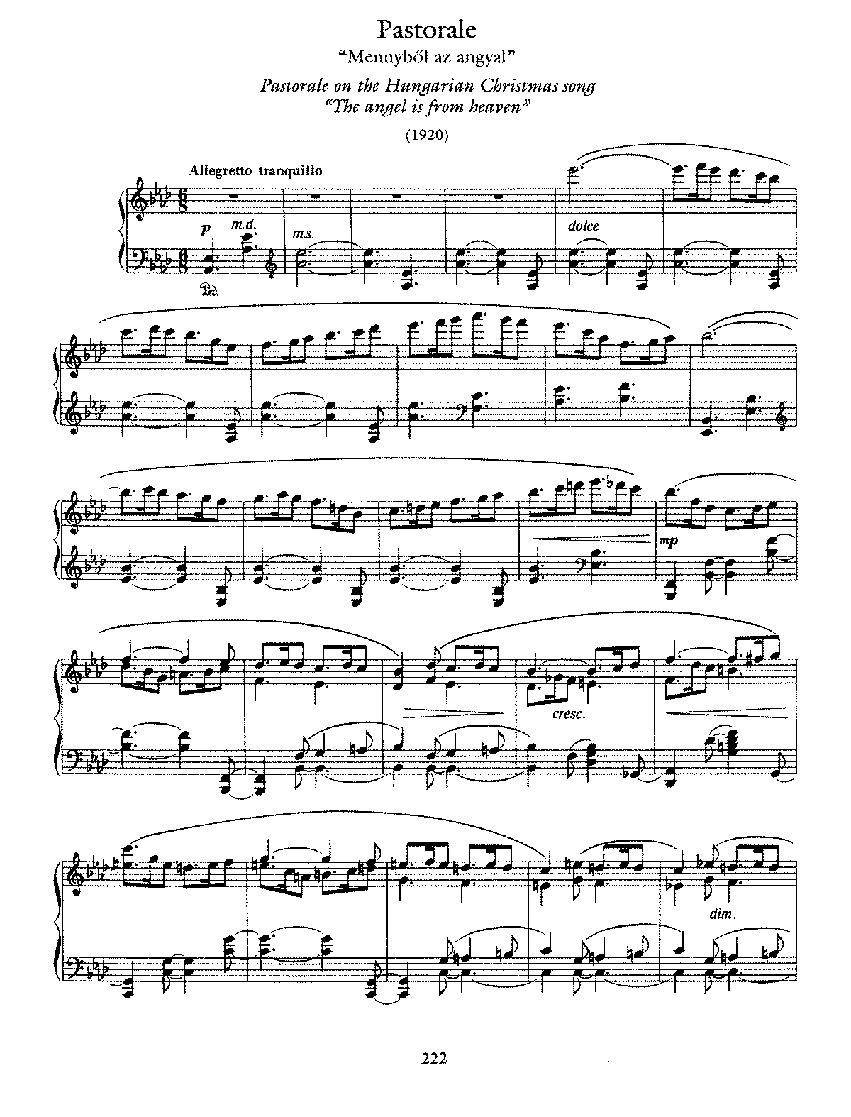 PMLP159273-Dohnányi - Pastorale on a Hungarian Christmas Song (piano).pdf