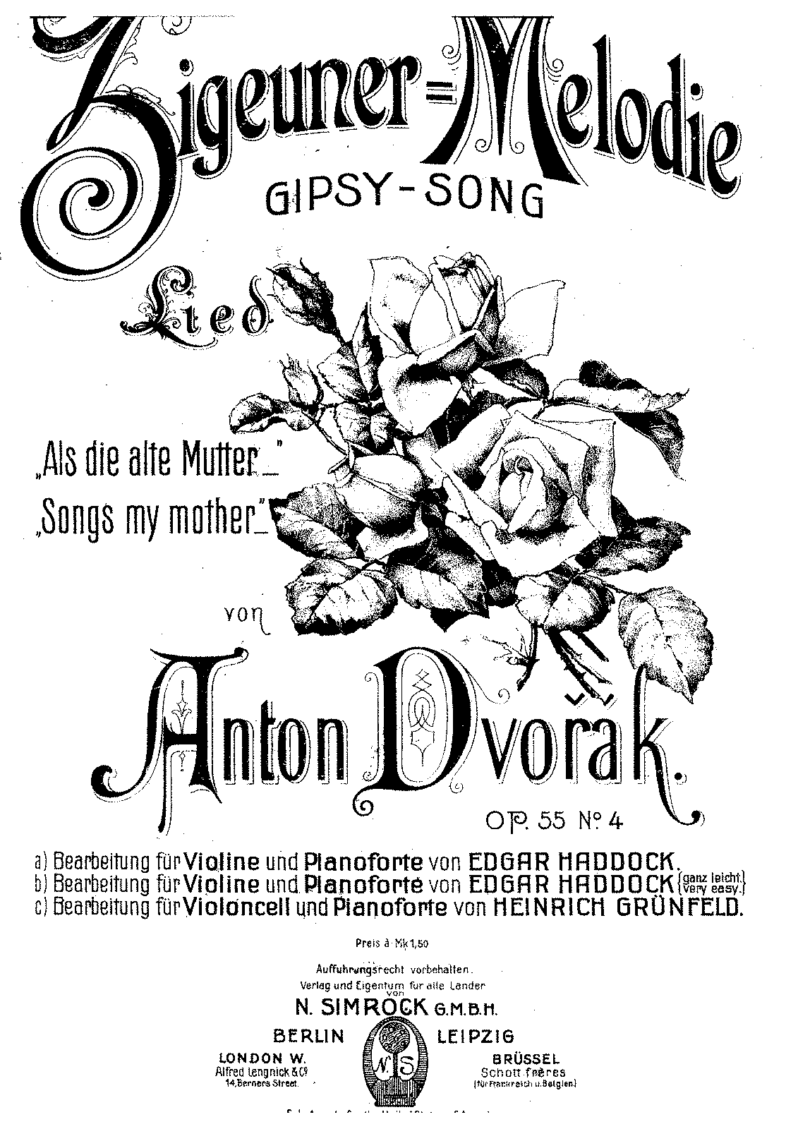 PMLP87717-Dvorak Songs my Mother Taught Me Op55 No4 Cello Paino.pdf