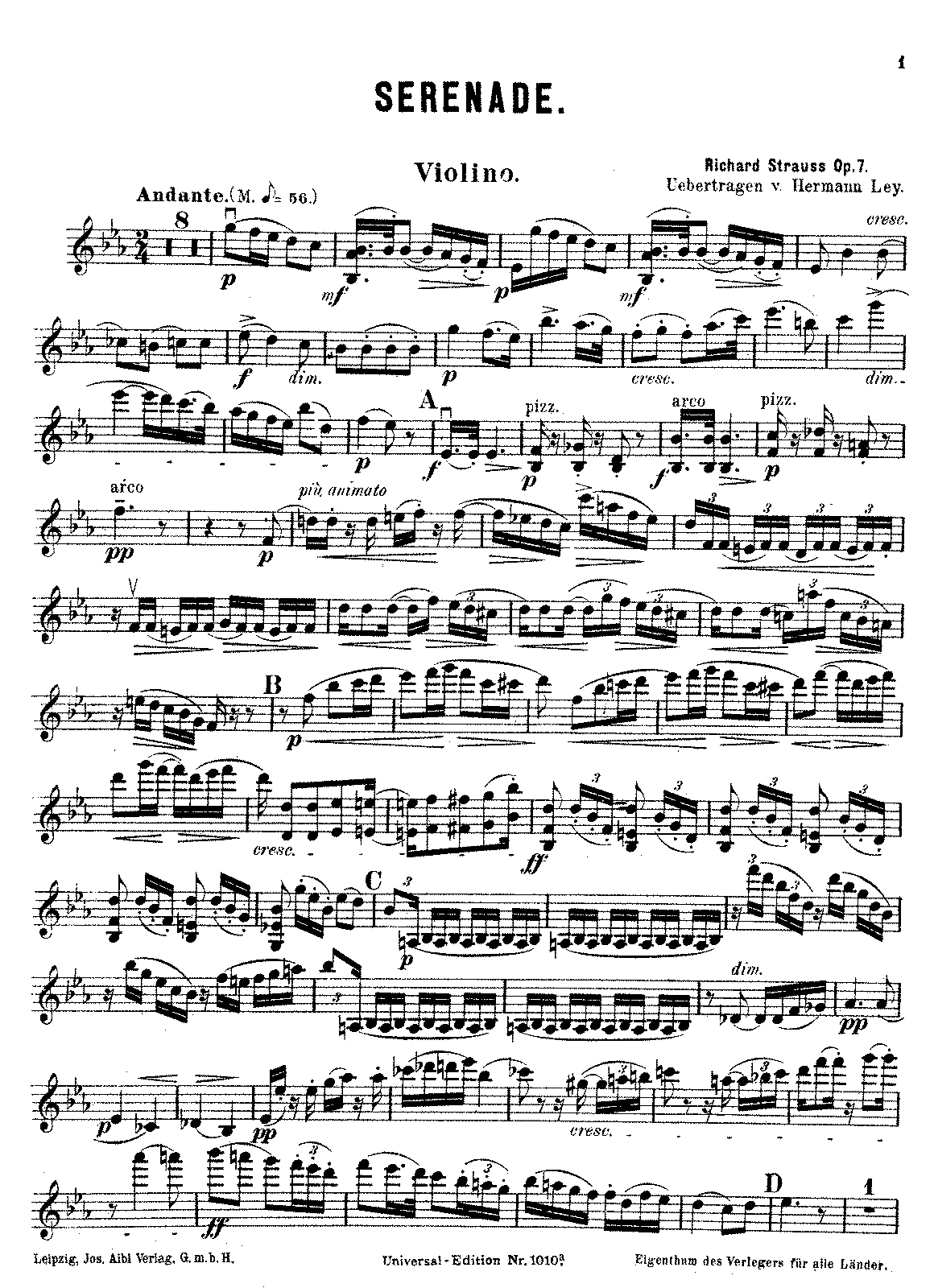 PMLP47491-Strauss - Wind Serenade, Op. 7 (trans. Ley - Violin and Piano).pdf