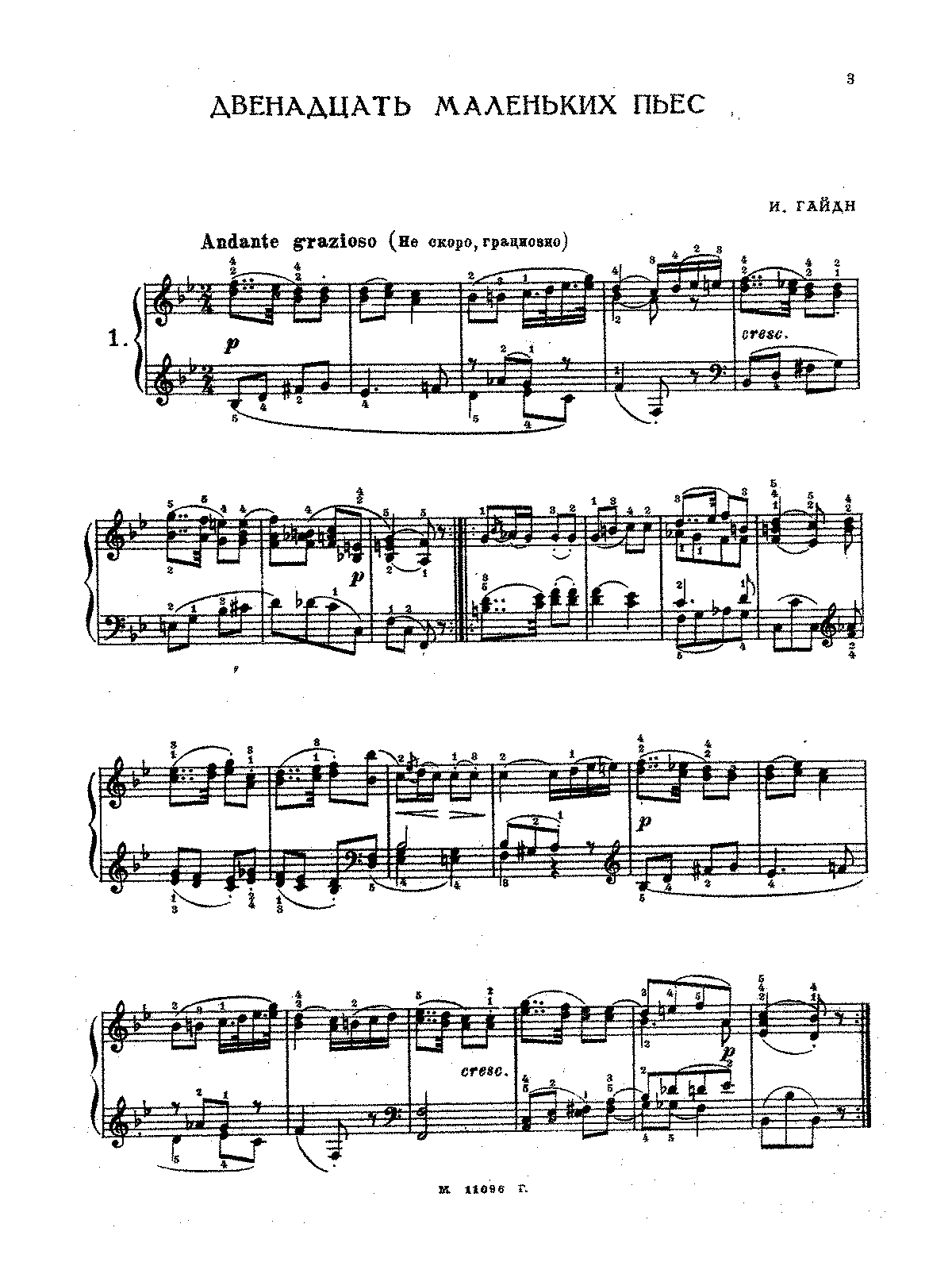 Haydn - 12 Easy Pieces for Piano.pdf