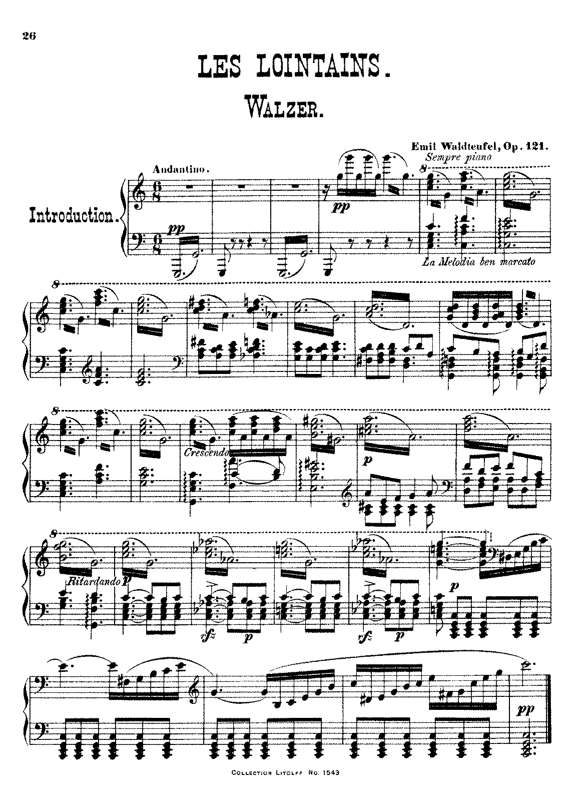 Waldteufel op.121 Les Lointains 2hands.pdf