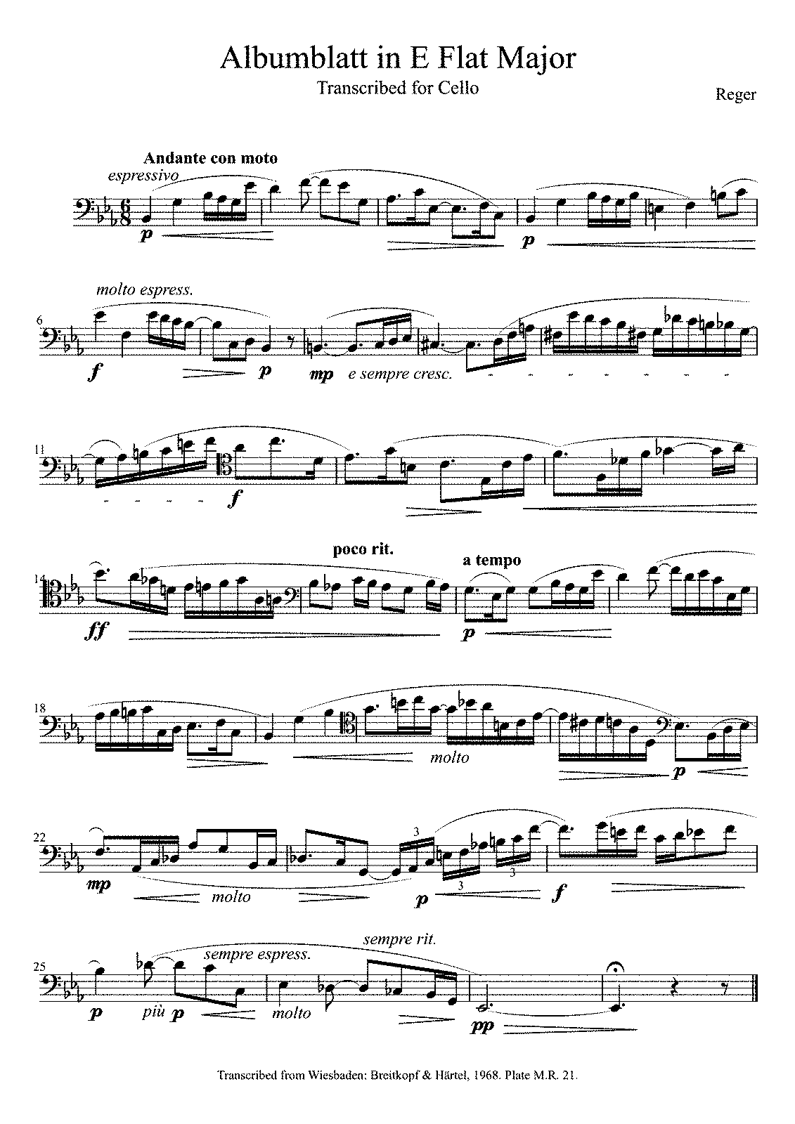 PMLP98282-Reger Albumblatt in E Flat Major cello.pdf