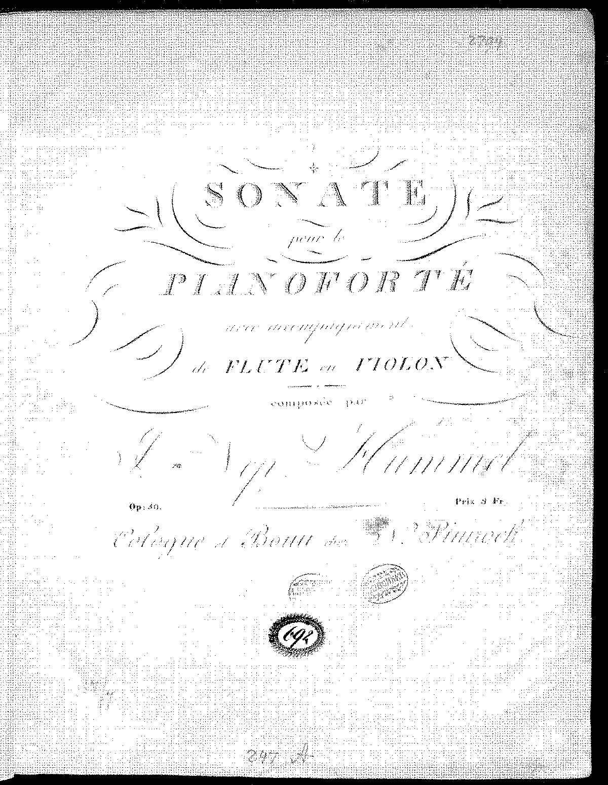PMLP50497-Hummel - 050 - Sonata for flute or violin and piano.pdf