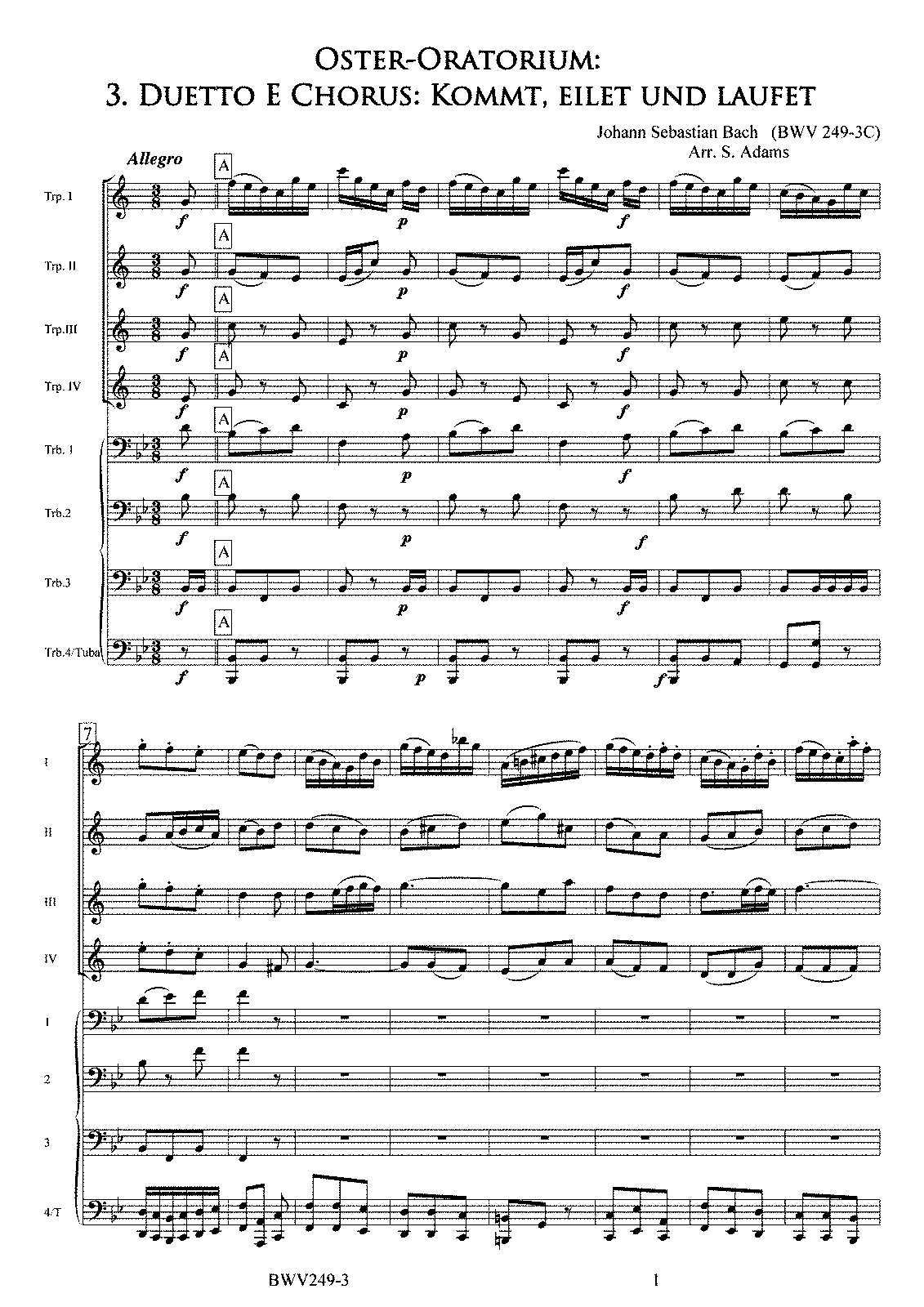 PMLP06074-BWV 249 3 Full score and Parts Trp in Bb.pdf