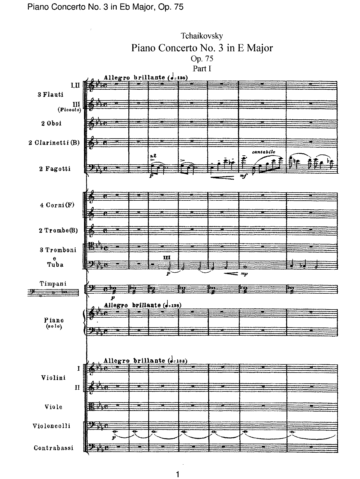 Tchaikovsky - Piano Concerto No. 3 in Eb Major, Op. 75-1.pdf