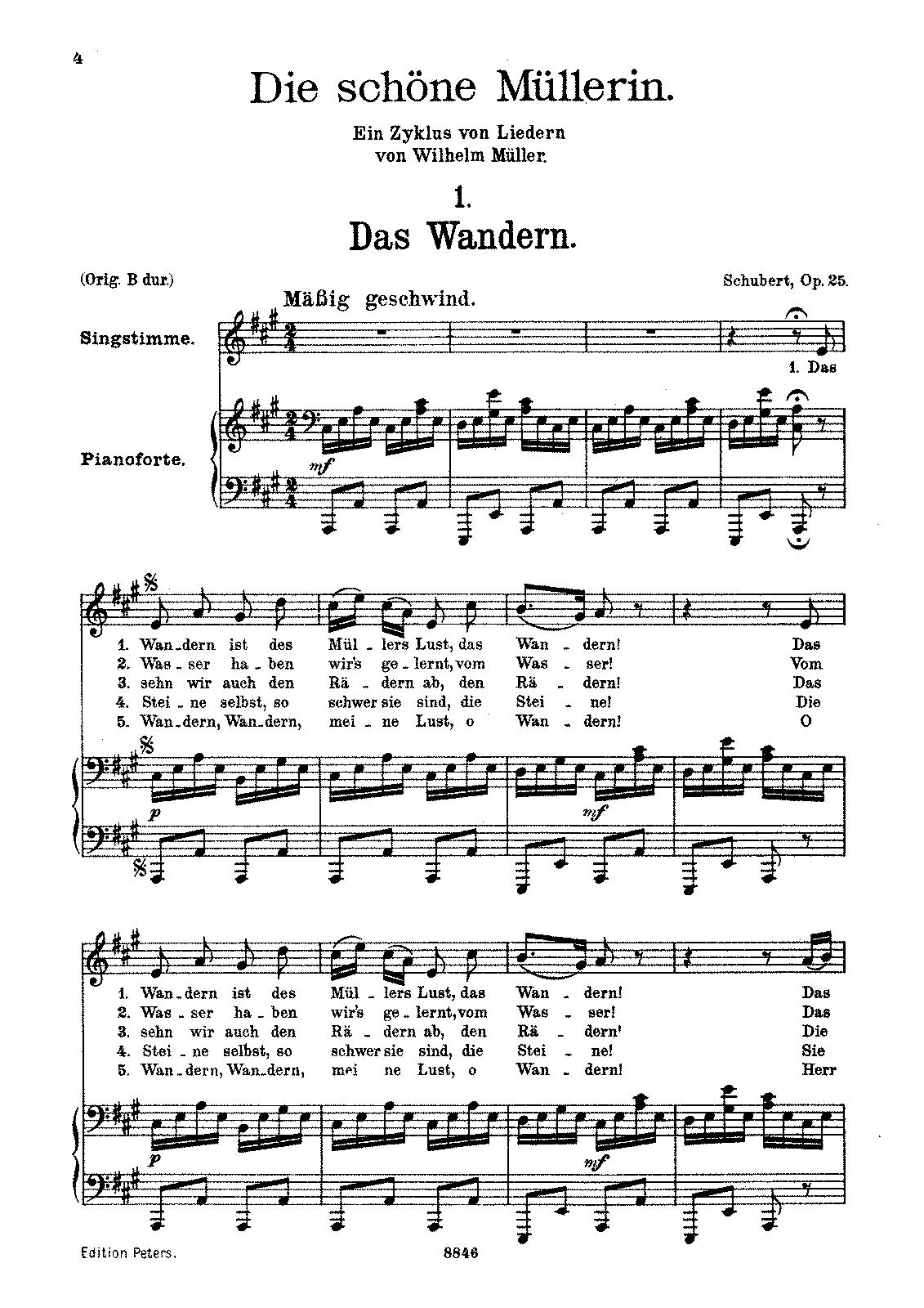 wohin willst du lyrics