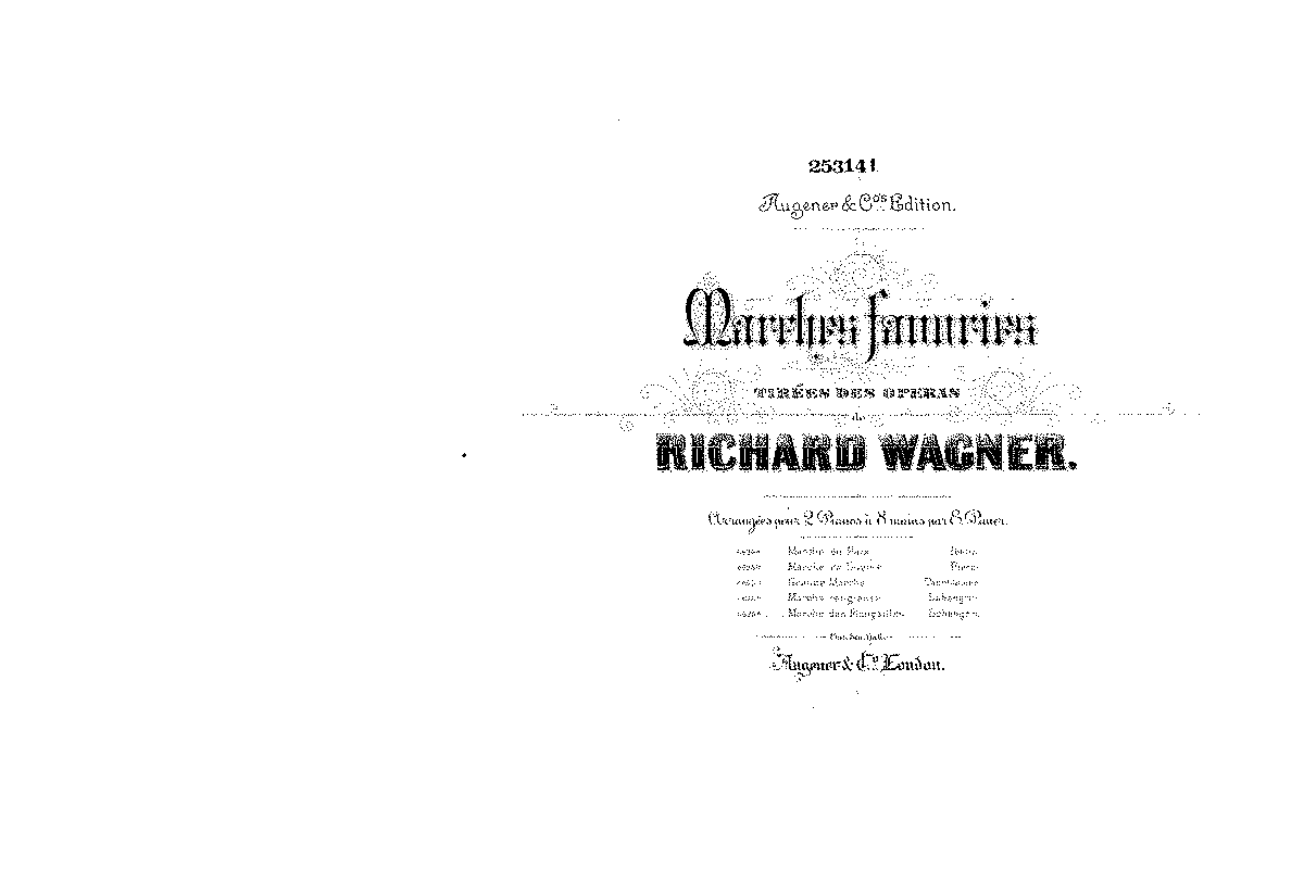 PMLP03617-Wagner Lohengrin Wedding March 2pianos8hands piano1.PDF
