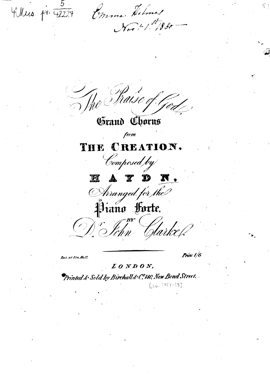 PMLP40341-haydn praise of god creation arr clarke whitfeld.pdf