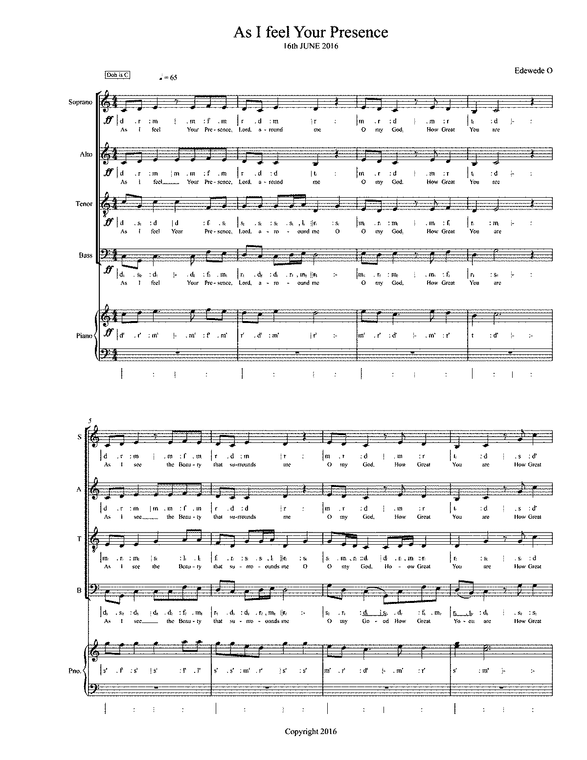 PMLP721072-As I feel Your Presence - A HYMN 16th JUNE 2016 - Staff and Sol-fa.pdf