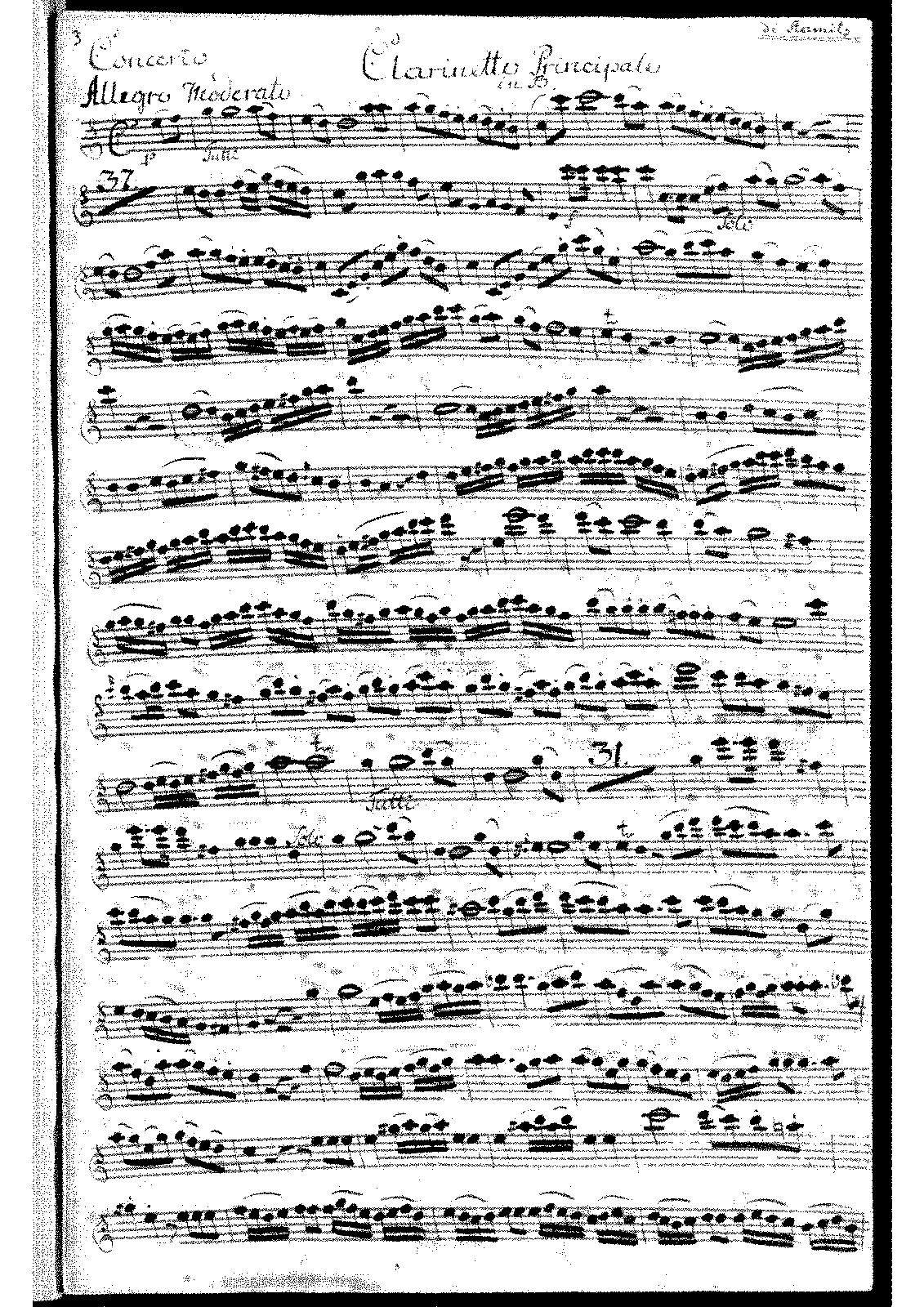 carl stamitz composer biography