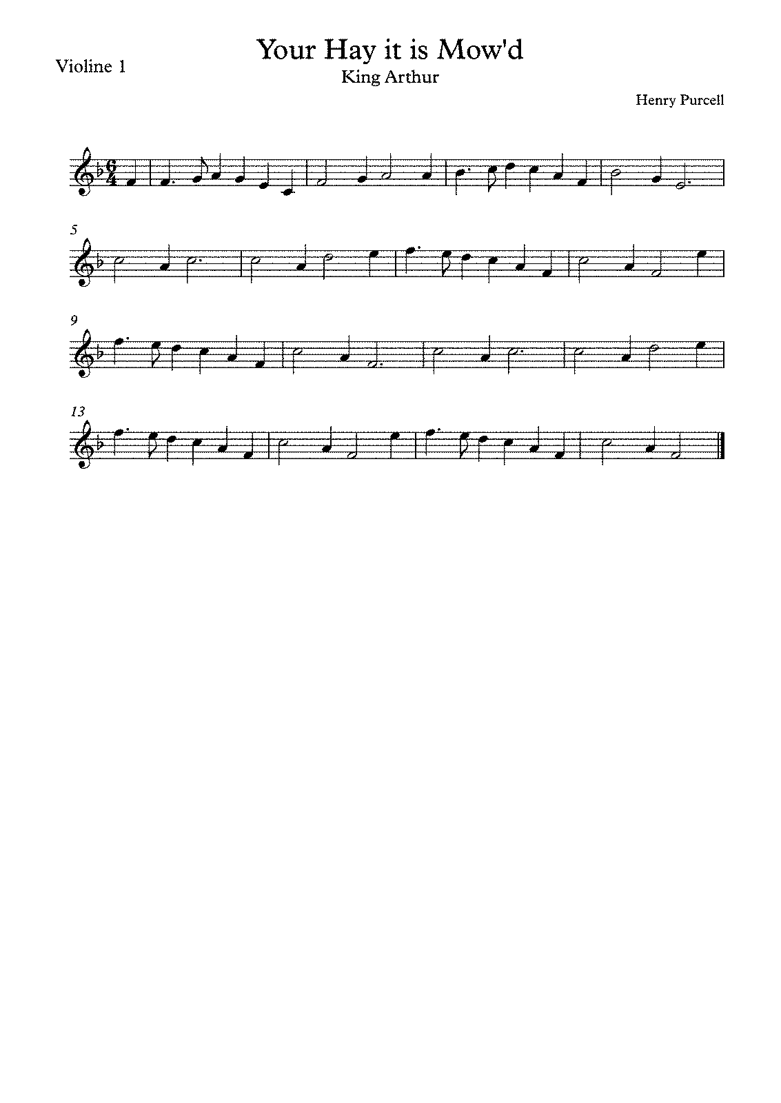 PMLP69503-Purcell - Your Hay it is Mow'd - Violine 1.pdf