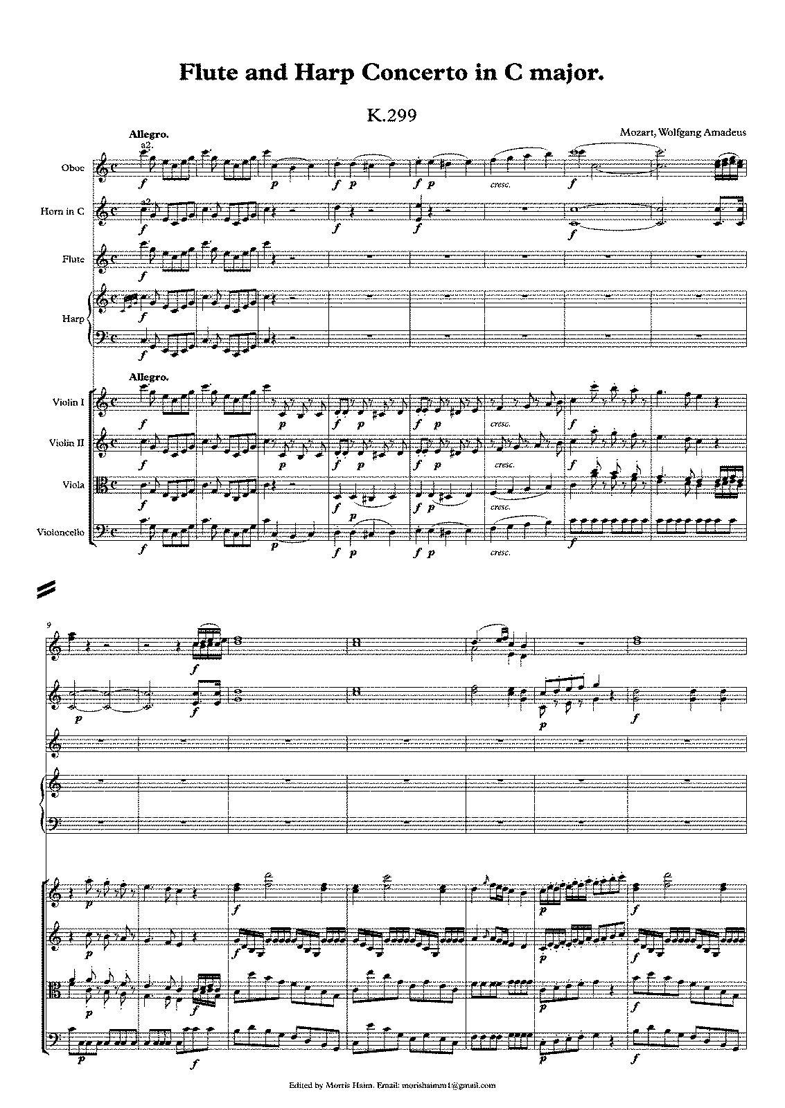PMLP03117-Mozart - Flute and Harp Concerto in C major, K 299.pdf