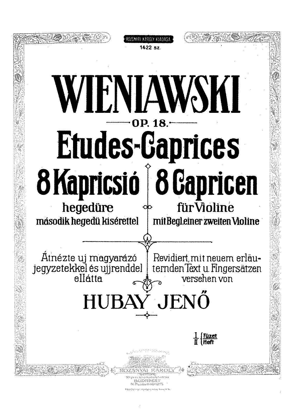 PMLP29217-Wieniawski - 8 Caprices Op18 for 2 violins Part1.pdf