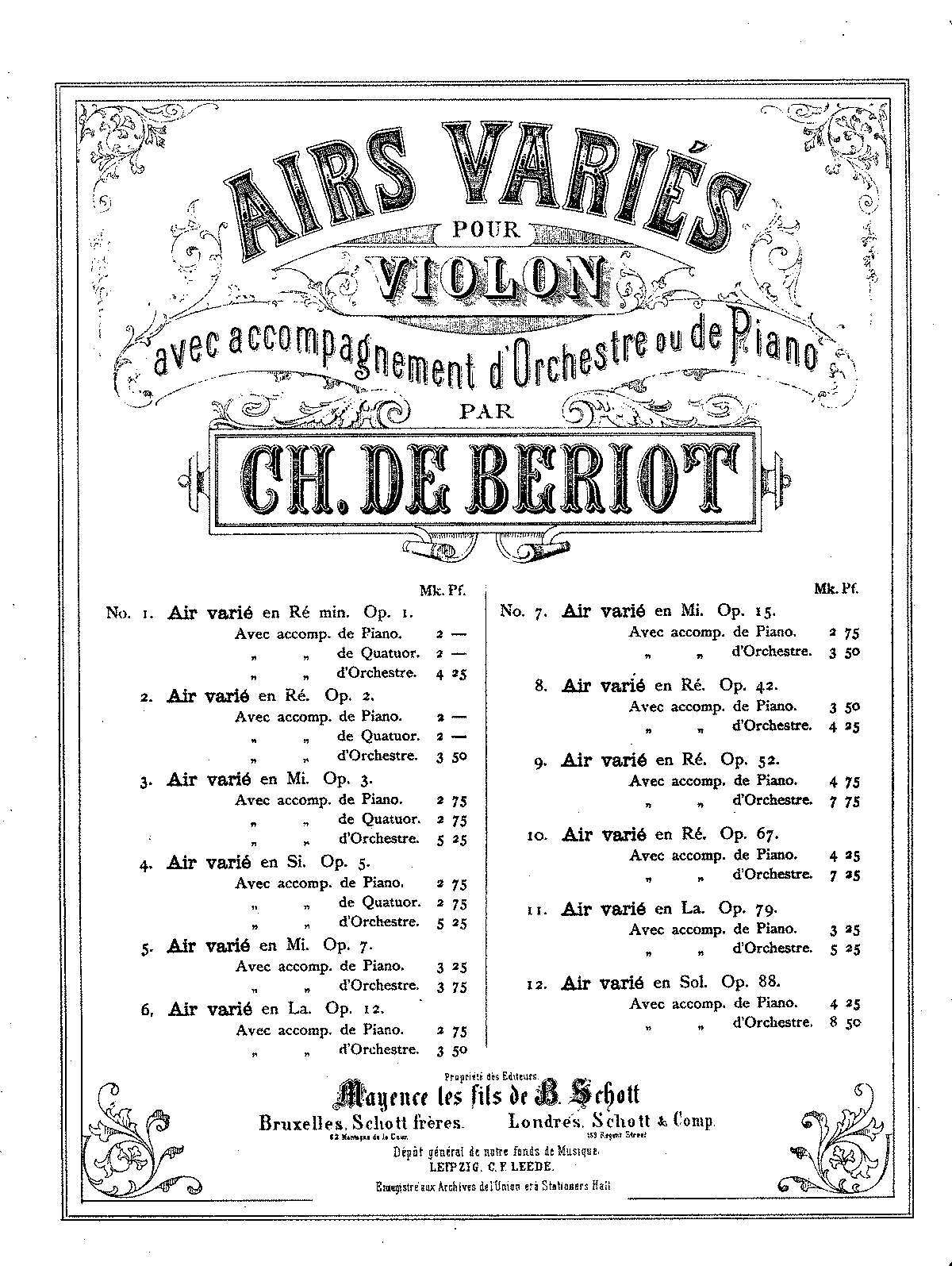 PMLP97103-Beriot - Air with Variations No12 Op88 violin piano.pdf