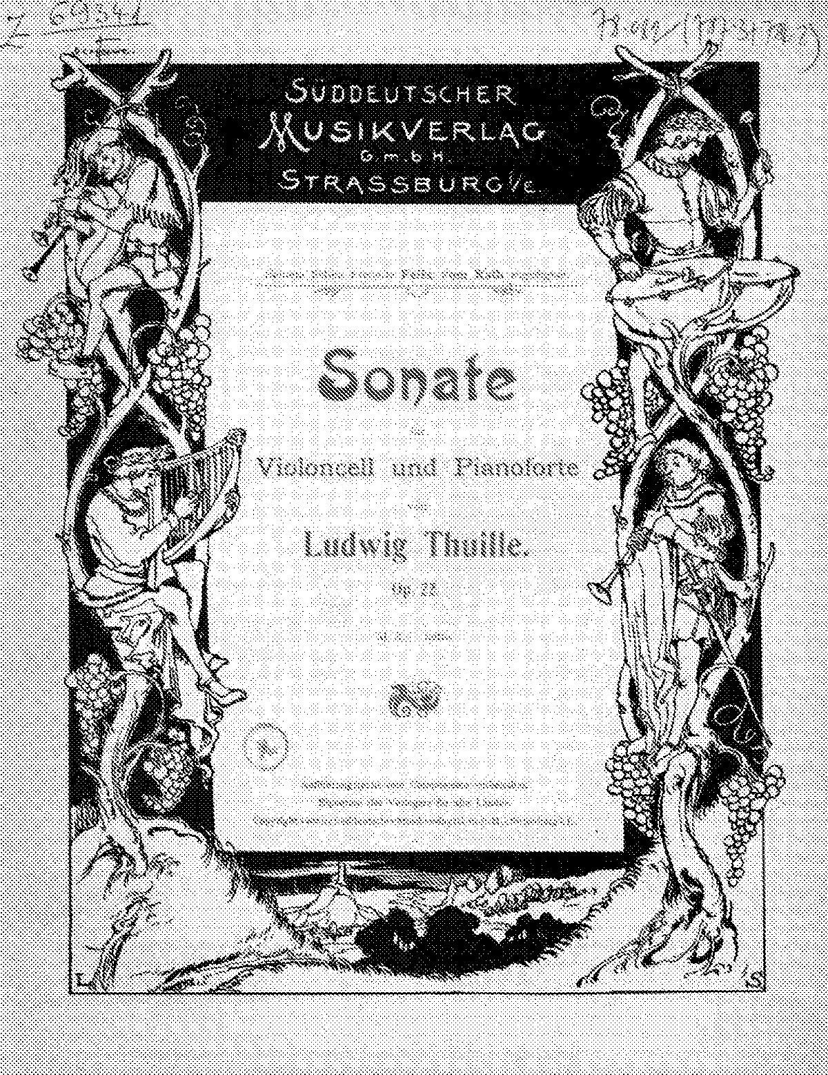 Thuille - Op. 22 Sonata for cello and piano.pdf