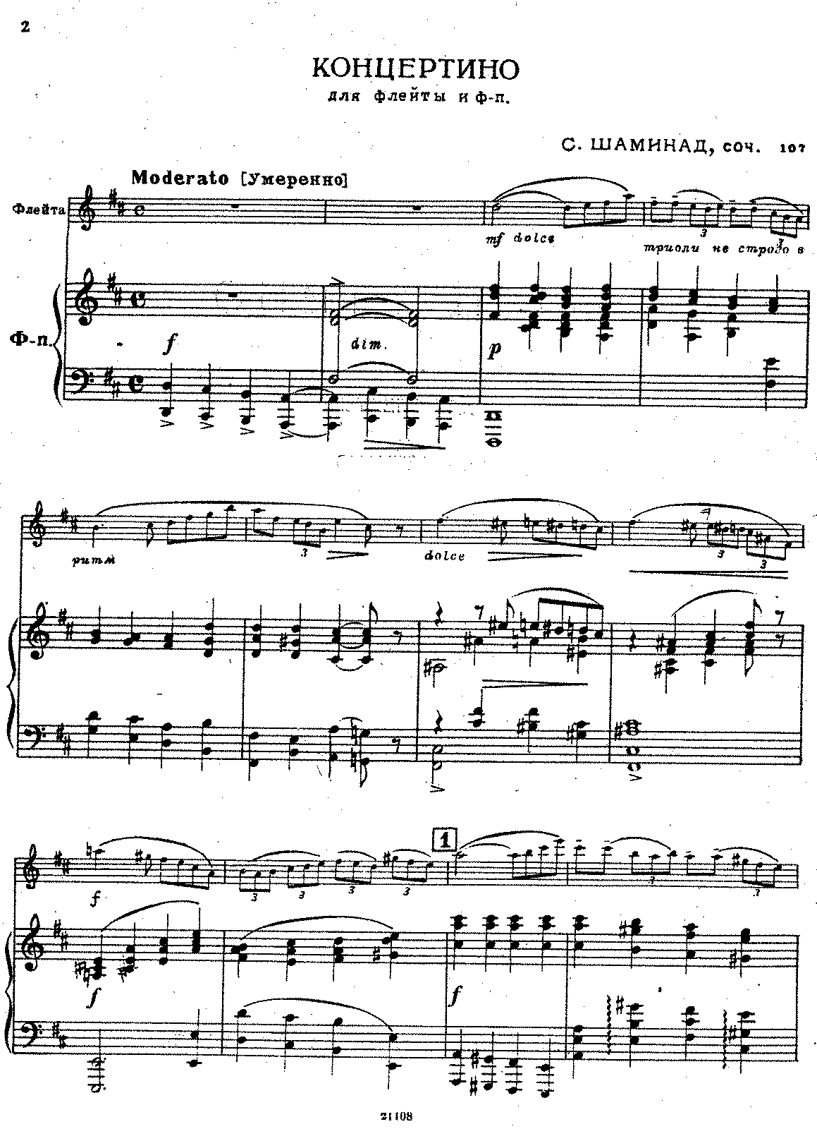 Chaminade - Op.107 - Flute Concertino.pdf