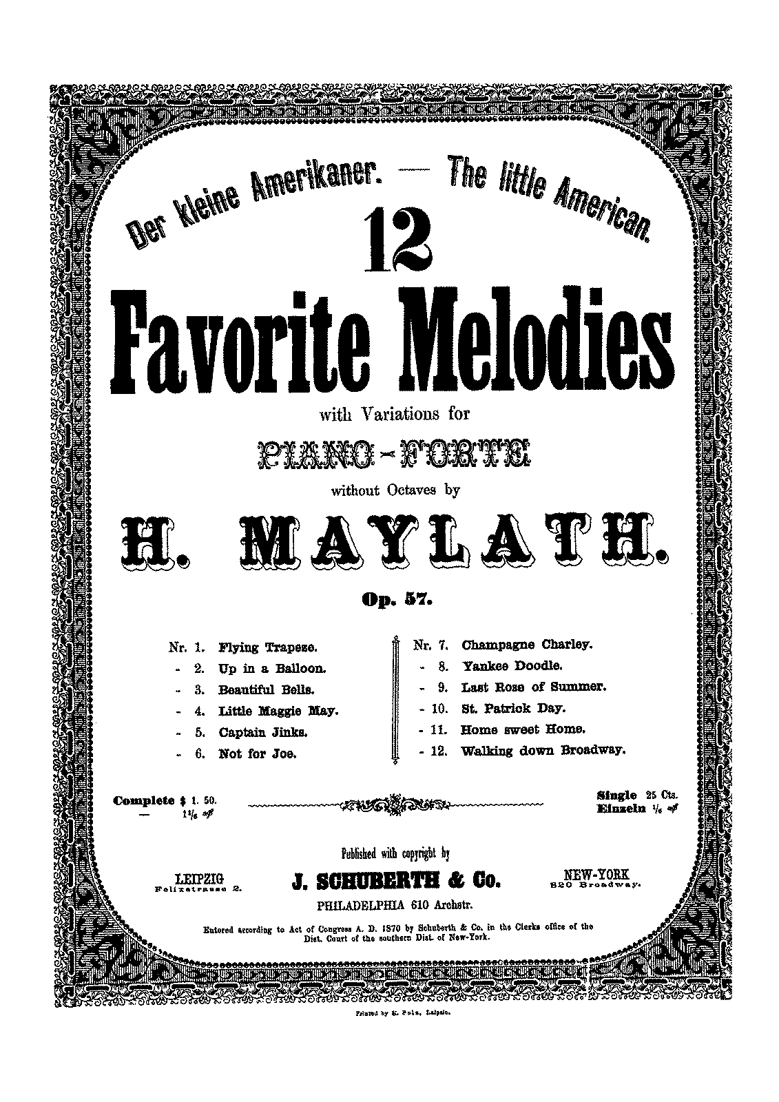 PMLP149670-12 Favorite Melodies-Maylath Op57.pdf